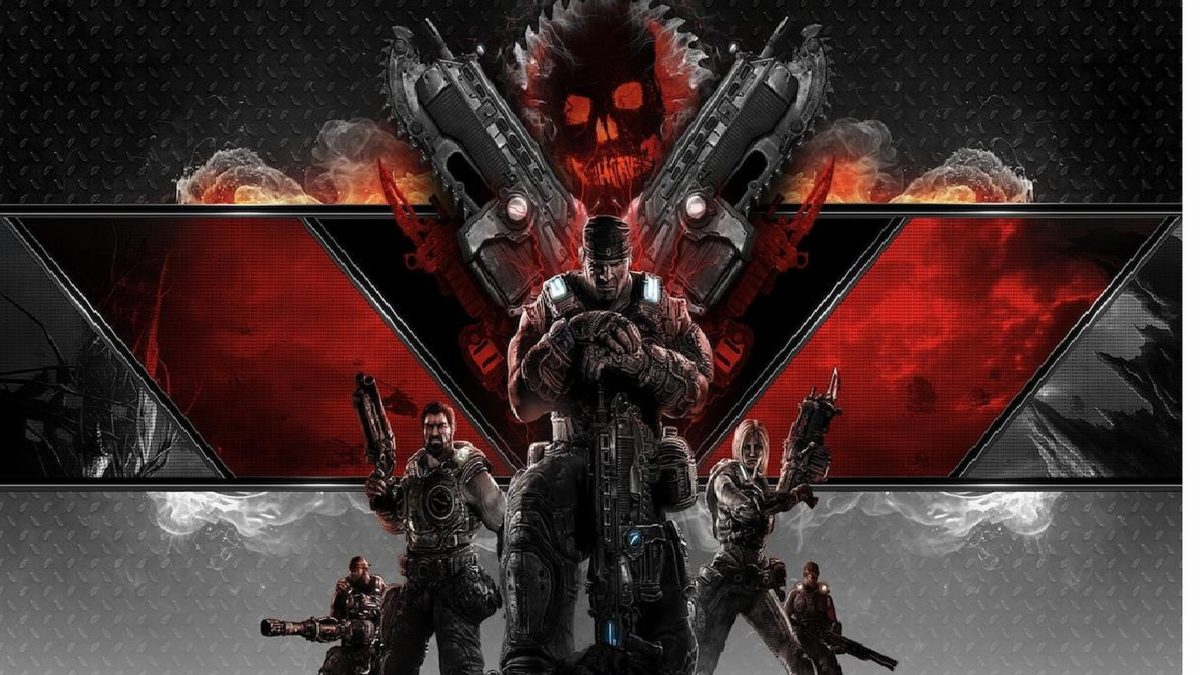 Full Hd P Gears Of War Wallpapers Hd Desktop Backgrounds Hd