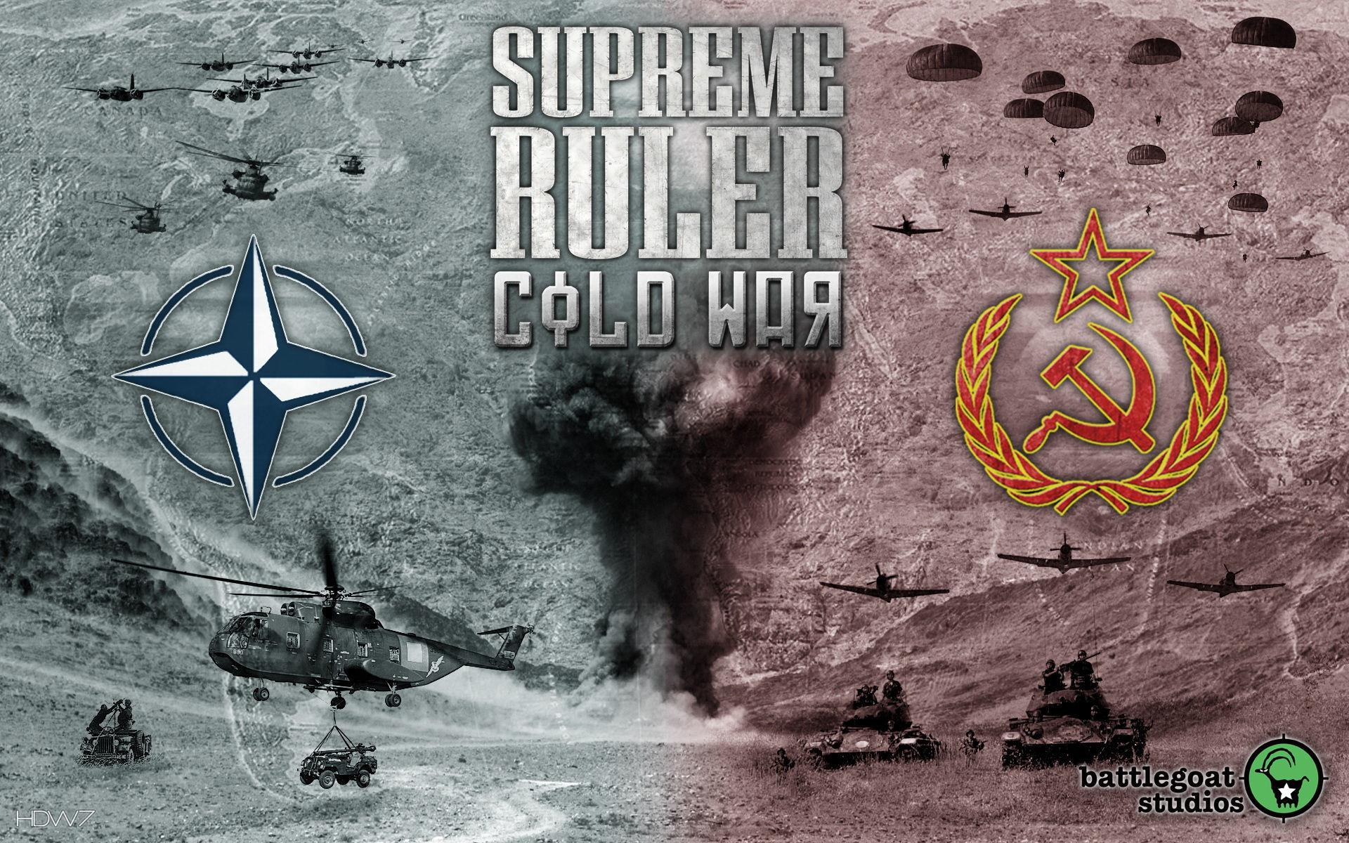 supreme ruler cold war reinforcement widescreen wallpaper
