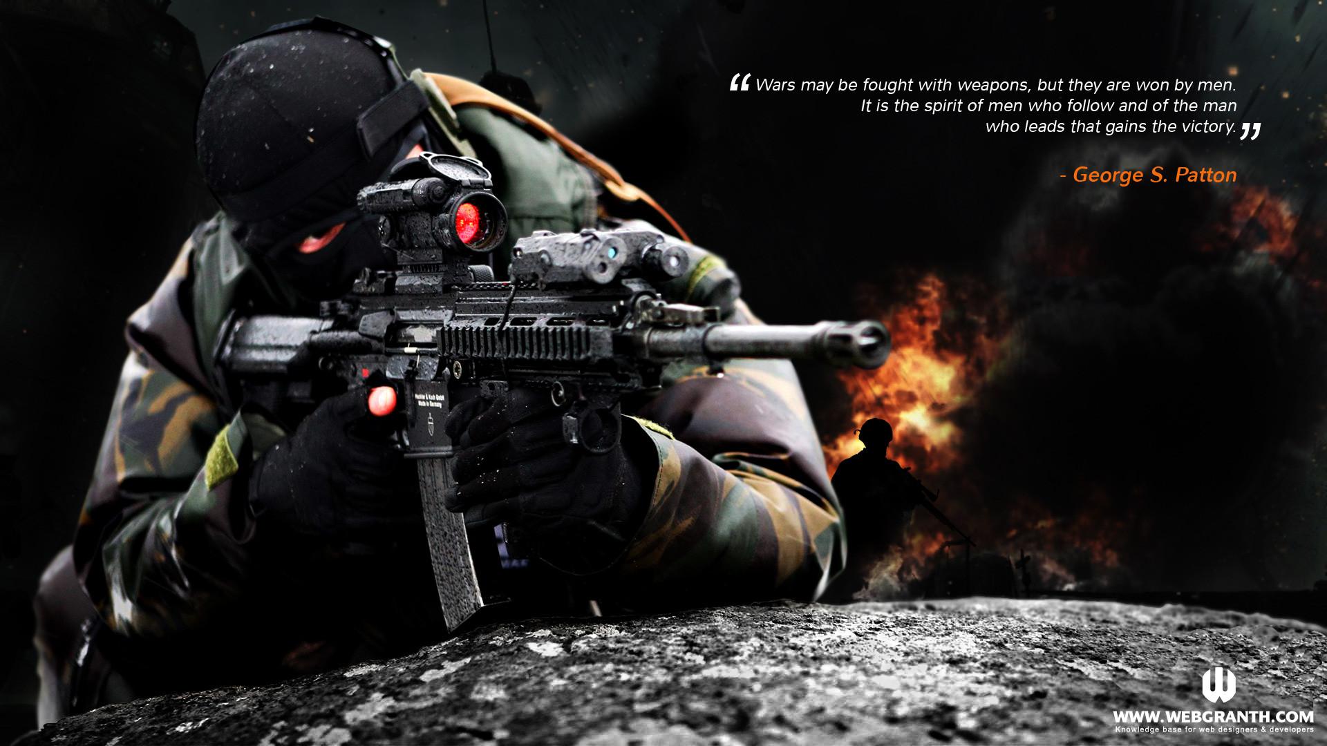 HD Guns Wallpaper: Download HD Guns & Weapons Wallpapers – Webgranth .