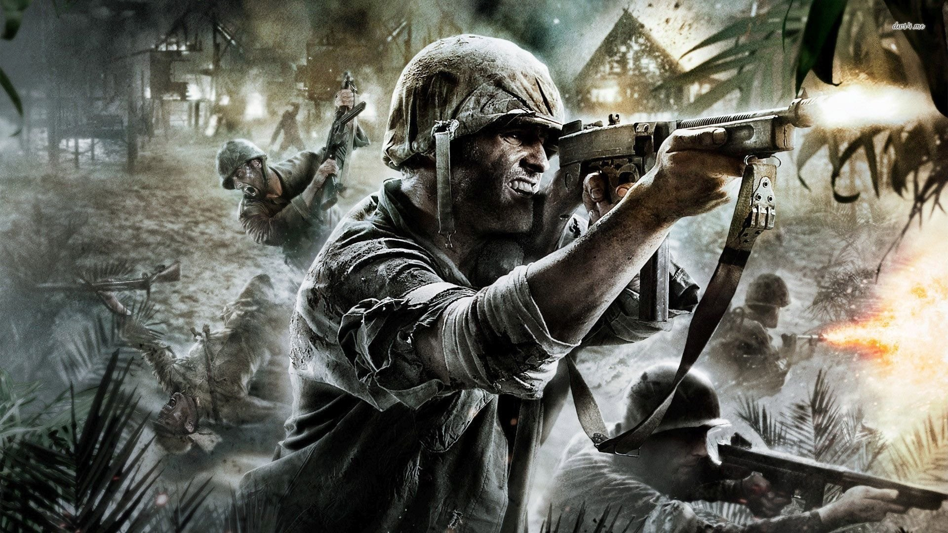 Best Call Of Duty World At War Wallpapers in High Quality, Rubi Roebuck,  513.61
