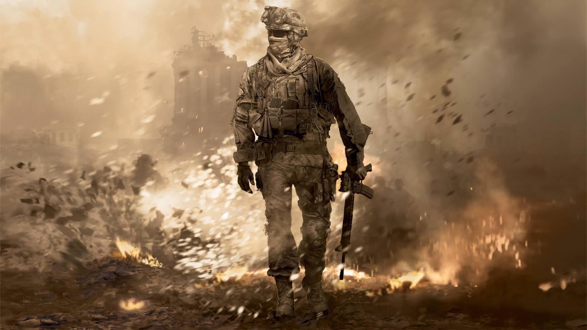Call of Duty – Modern Warfare 2 1920×1080