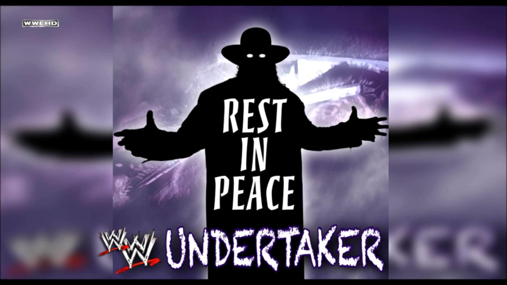 """WWE: """"Rest In Peace"""" (The Undertaker) Theme Song + AE (Arena Effect) –  YouTube"""