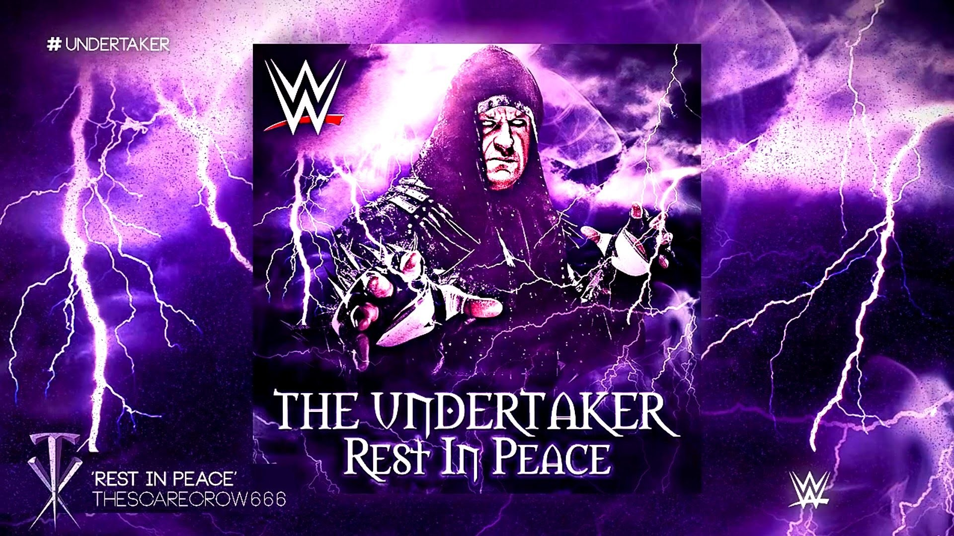 WWE The UnderTaker New Music & Theme Song ''Rest In Peace Full'' V2 [ 2017  ] HD – YouTube