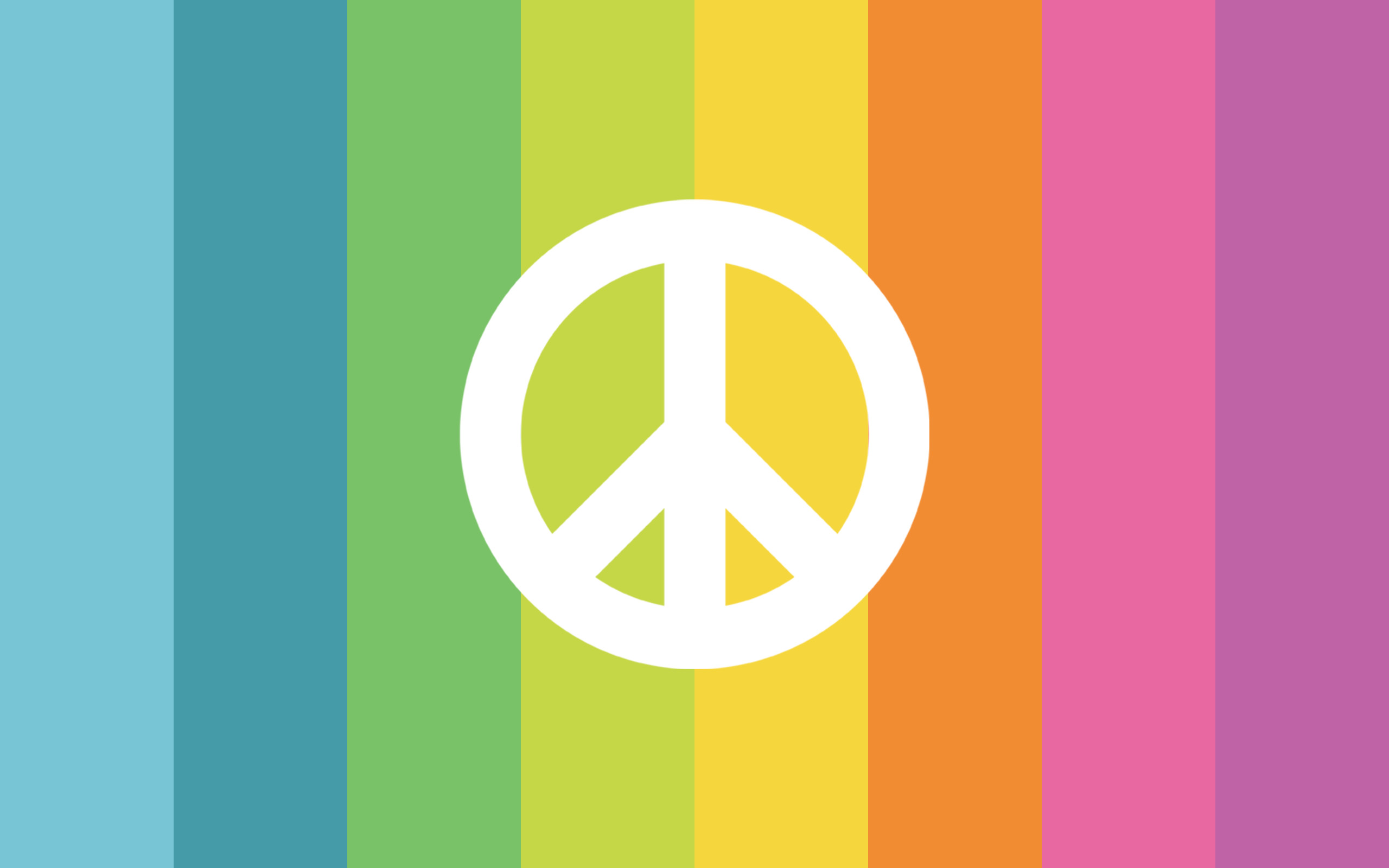 Colorful Peace Wallpapers Picture