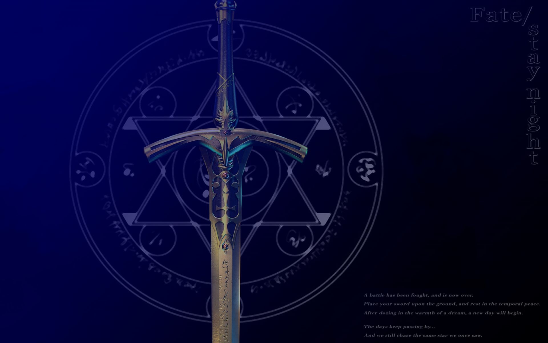 1201 Fate/Stay Night HD Wallpapers | Backgrounds – Wallpaper Abyss – Page 13