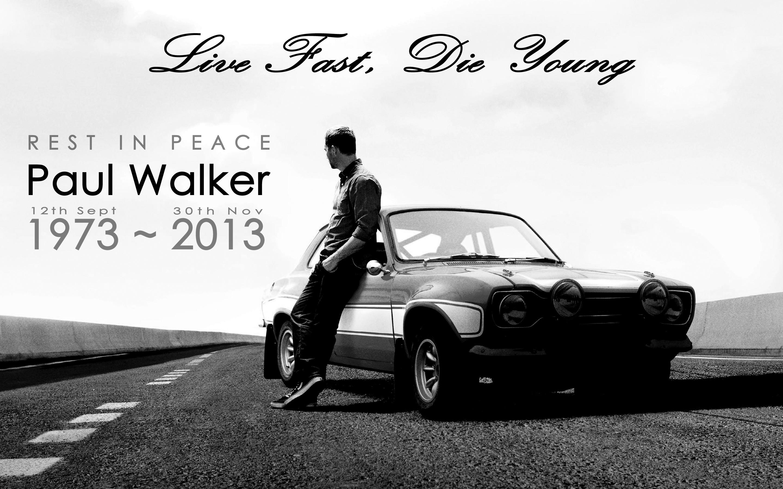 … R.I.P. Paul Walker by Lord-Iluvatar