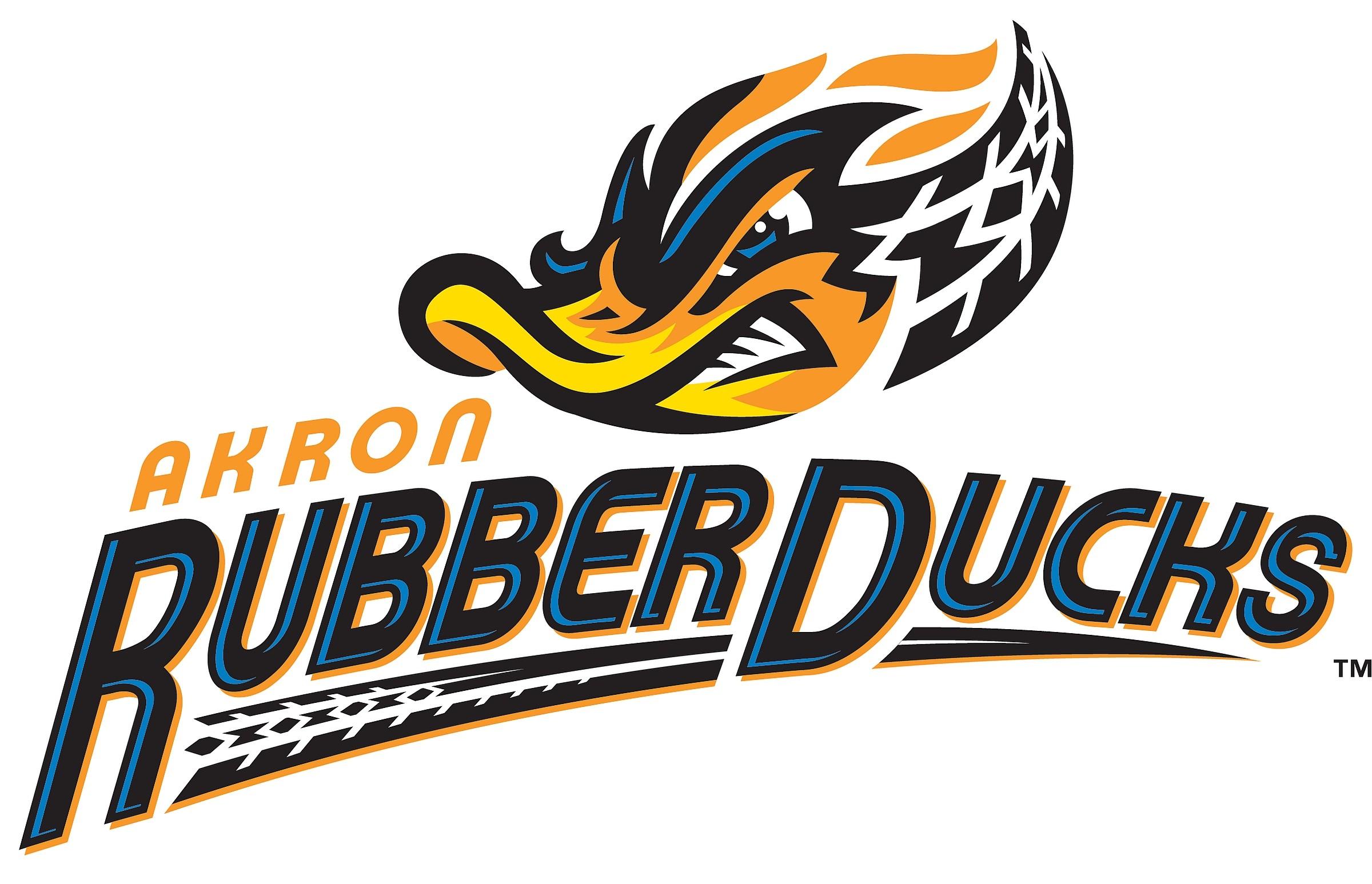 Sports – Akron Rubber Ducks Wallpaper