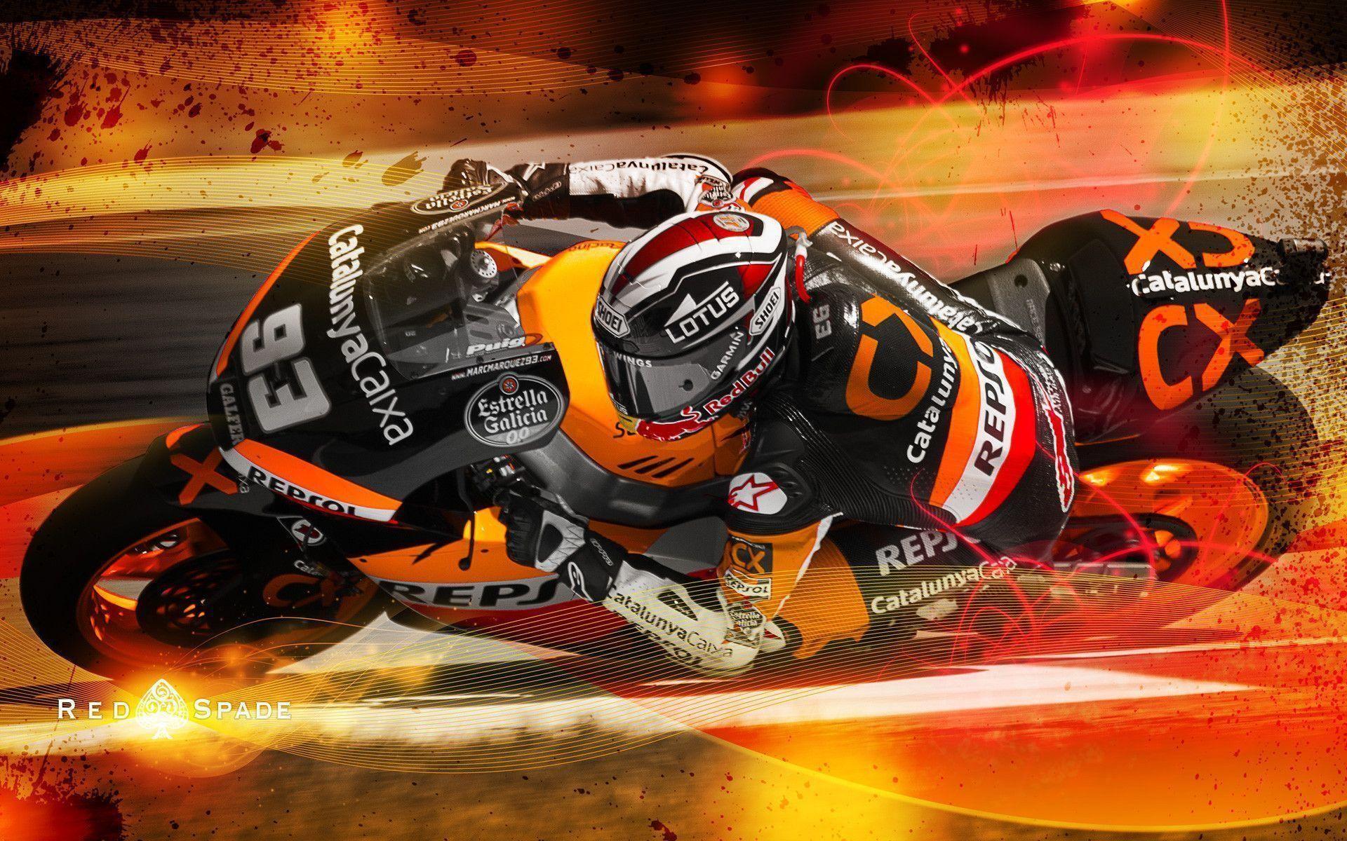 Marc Marquez Motogp Wallpaper Downloads HD Wallpaper Pictures .