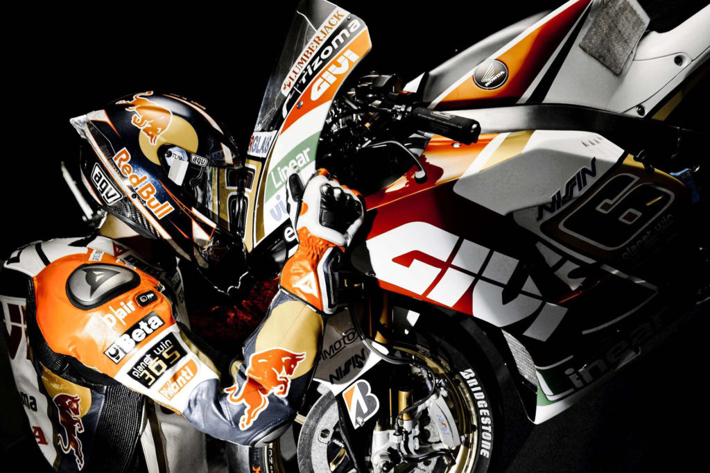 LCR Honda Stefan Bradl MotoGP Wallpaper
