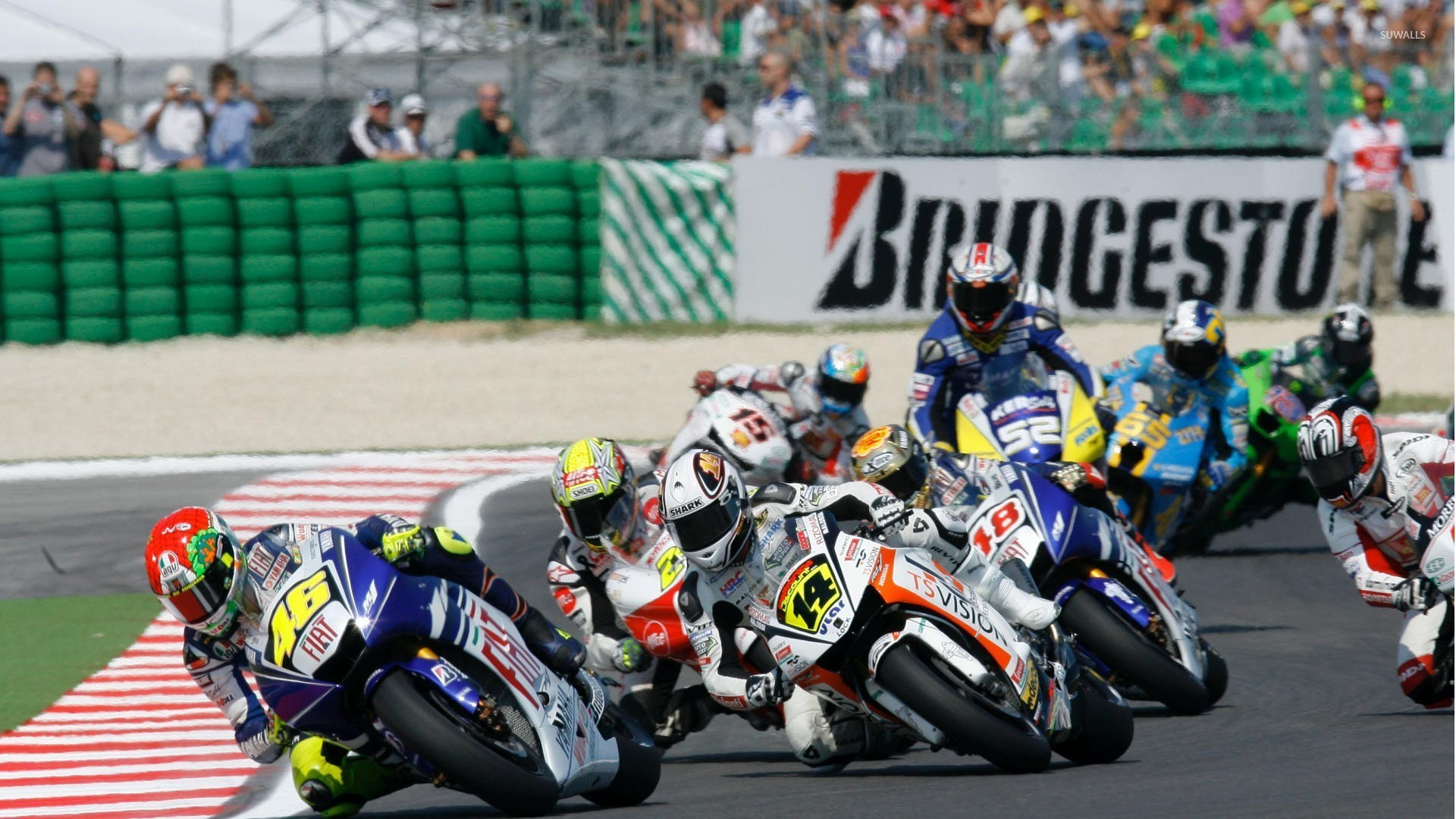 MotoGP wallpaper 1280×800