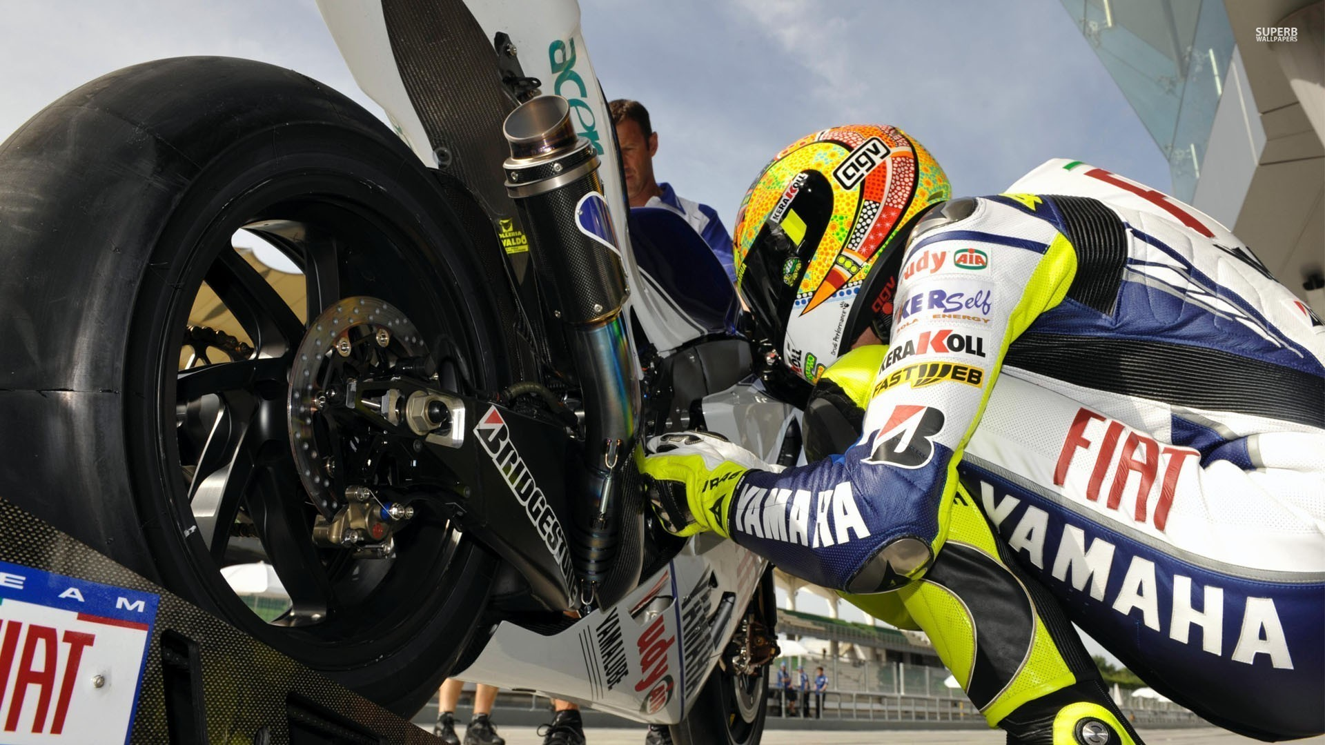 Valentino Rossi Motorcycle wallpapers   Wide Screen Wallpaper 1080p,2K .
