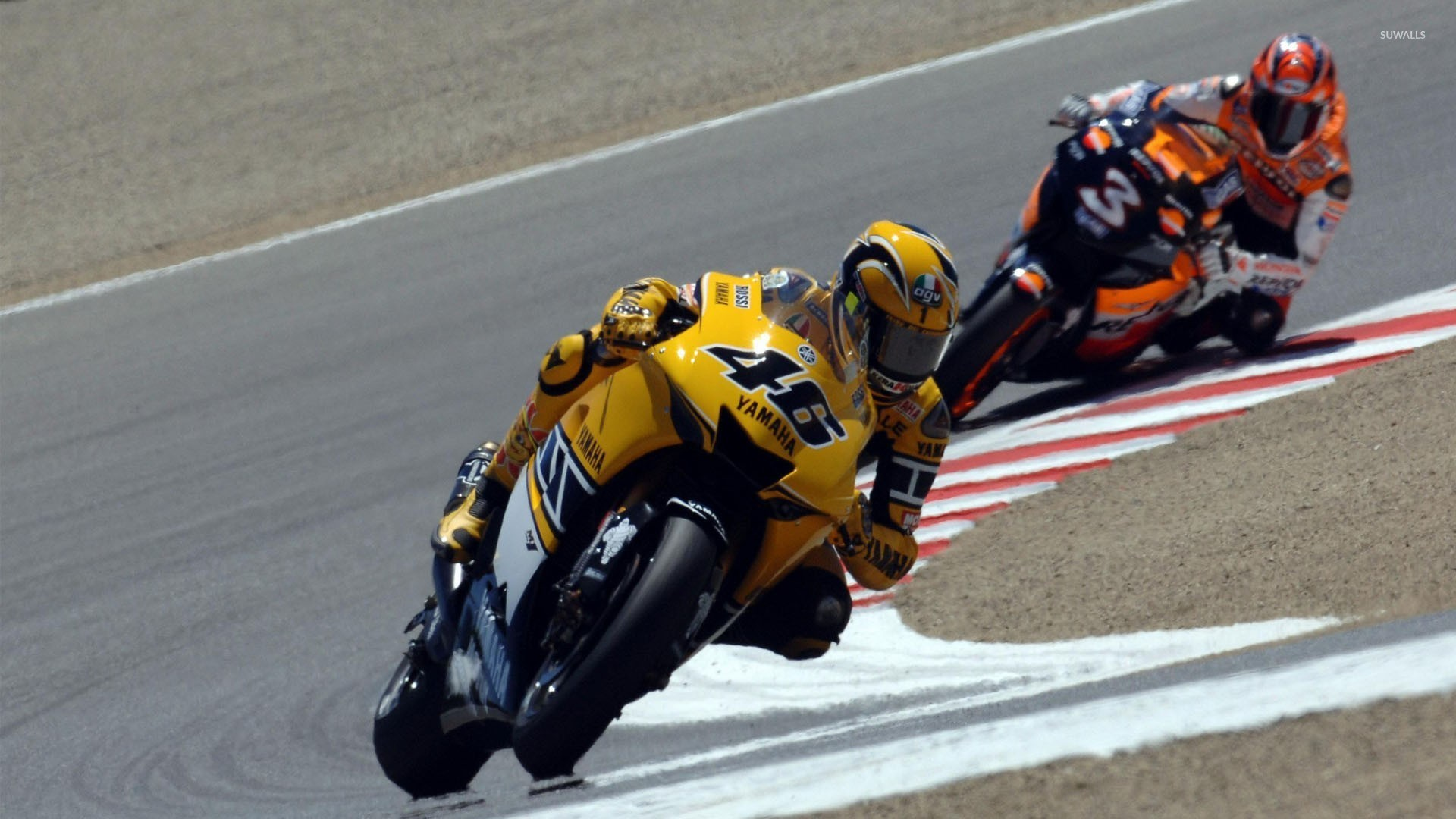 Moto Gp Valentino Rossi Wallpaper HD VR Racing Pinterest