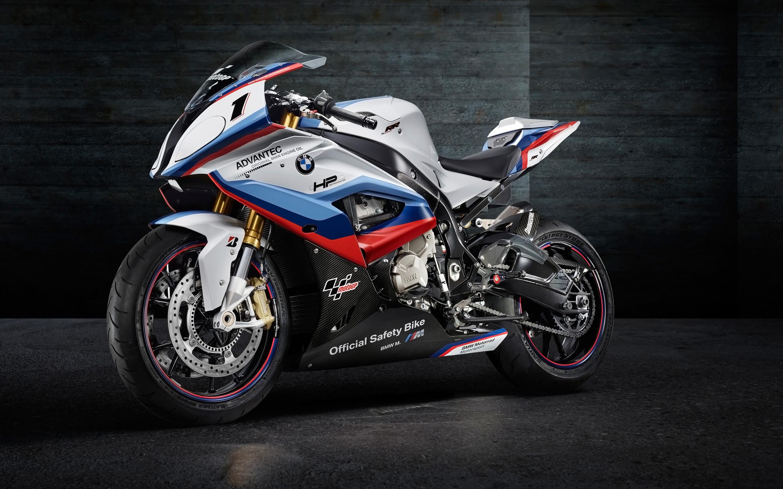 2015 BMW M4 MotoGP Safety Bike
