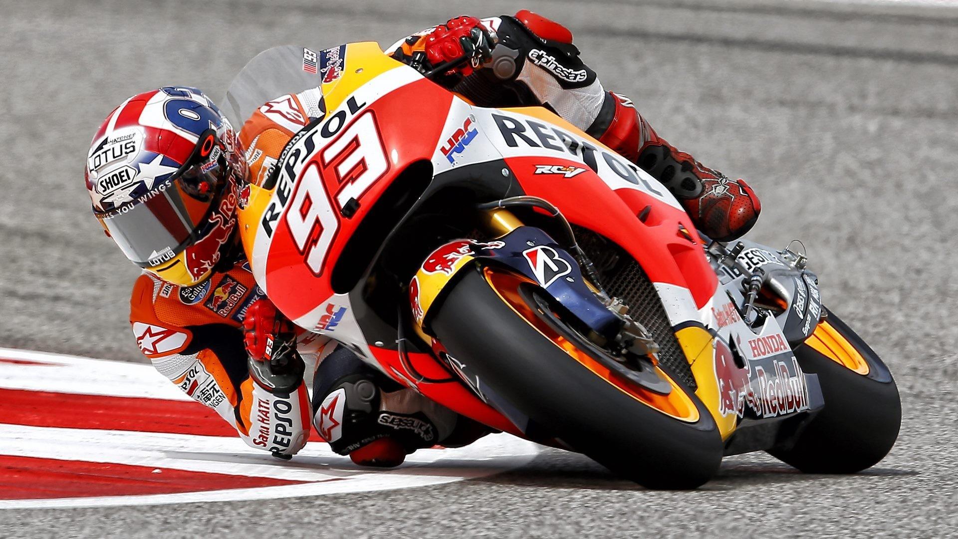 Marc Marquez HD wallpaper – MotoGP COTA Austin Texas