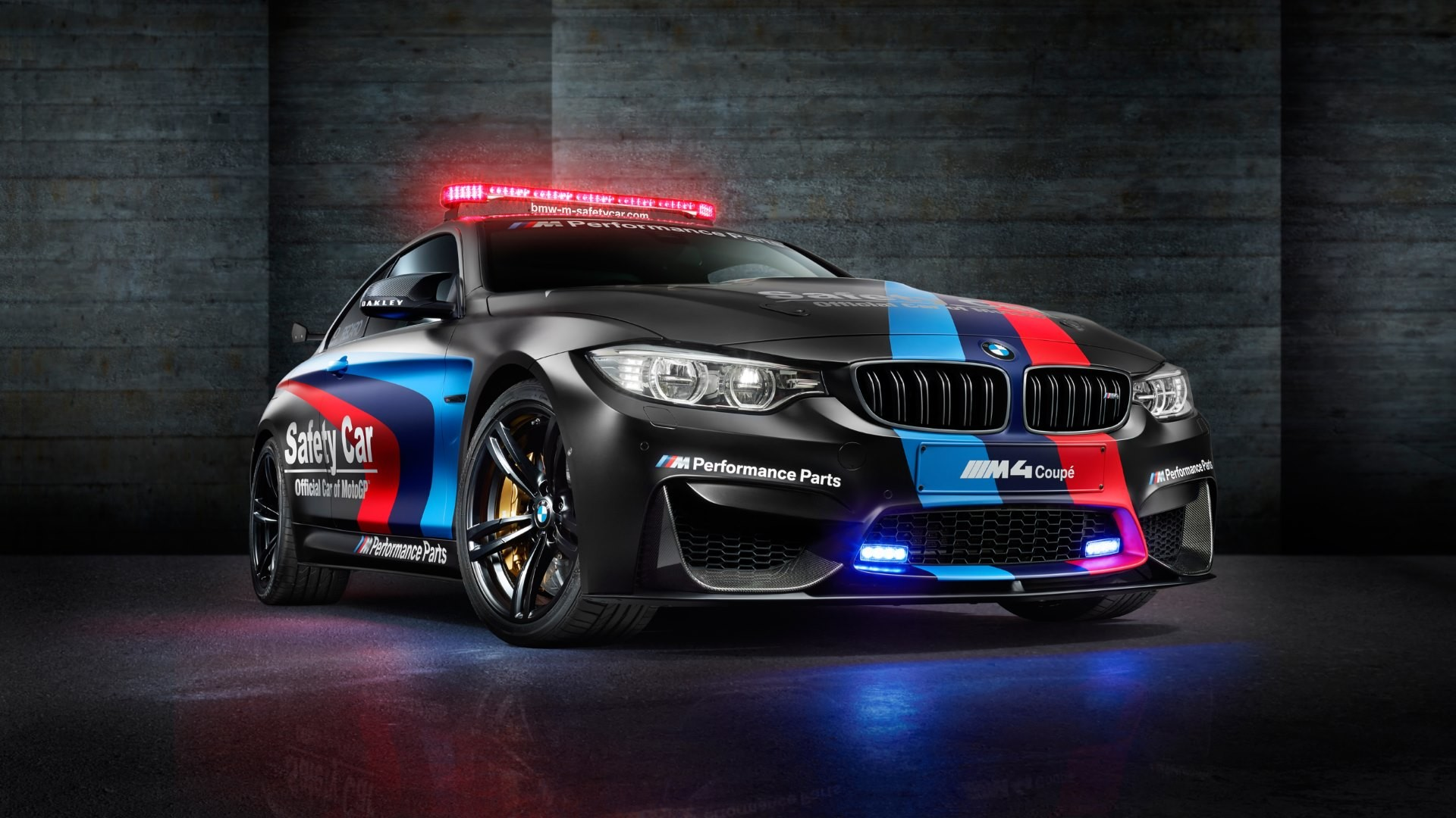 BMW M – Official Car of MotoGP HD Wallpapers. 4K Wallpapers