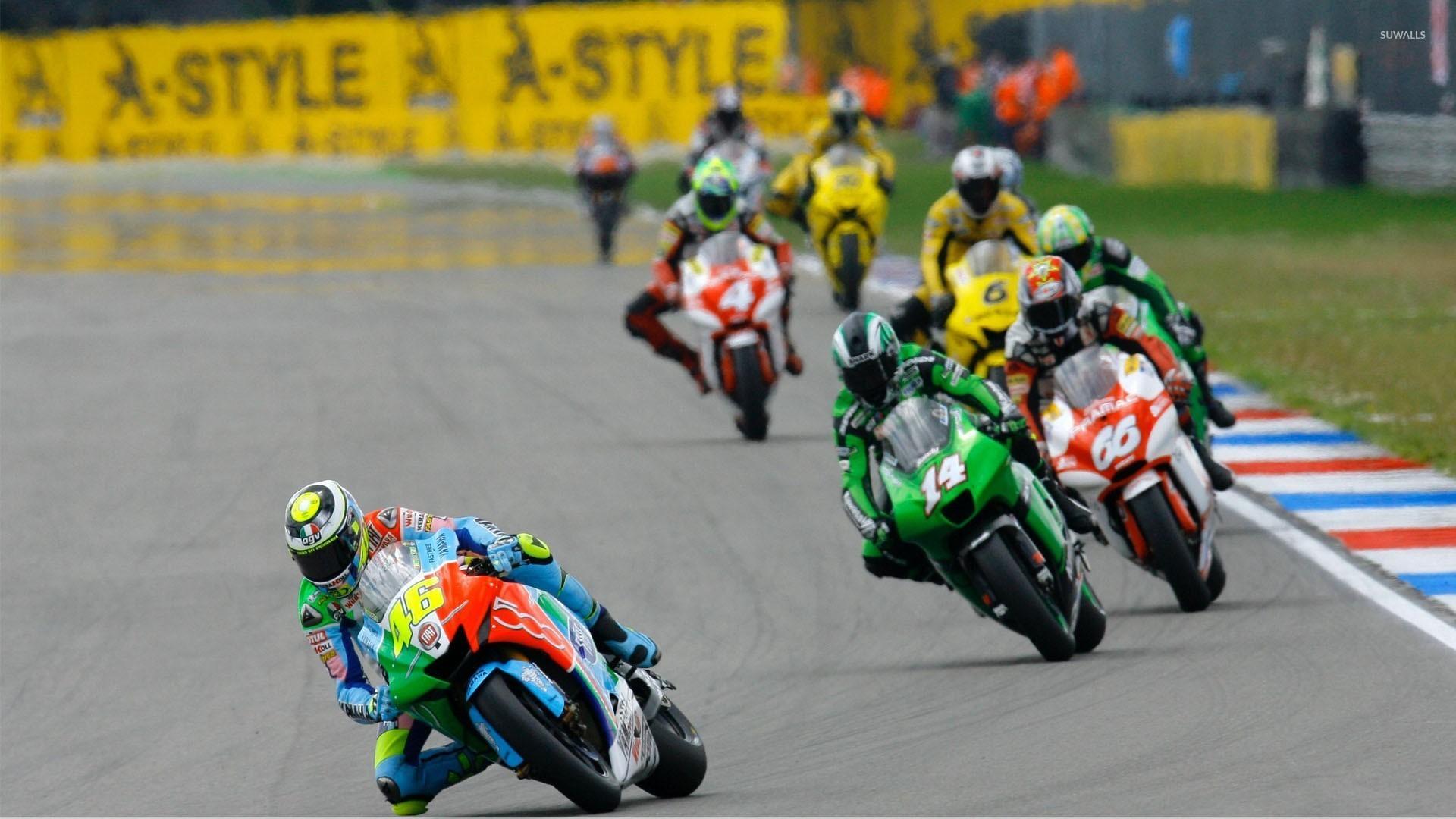 MotoGP [8] wallpaper