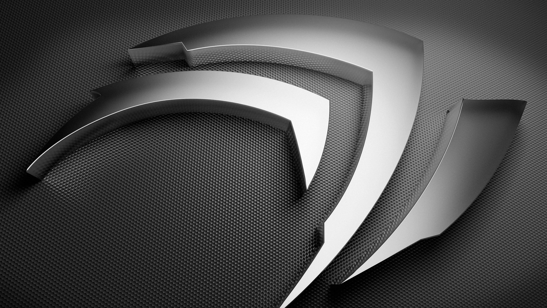 Preview wallpaper form, figure, surface, gray 1920×1080