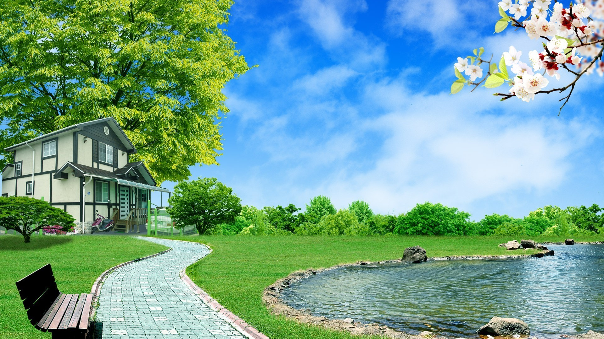 3D Wallpapers HD Nature: Find best latest 3D Wallpapers HD Nature in HD for  your
