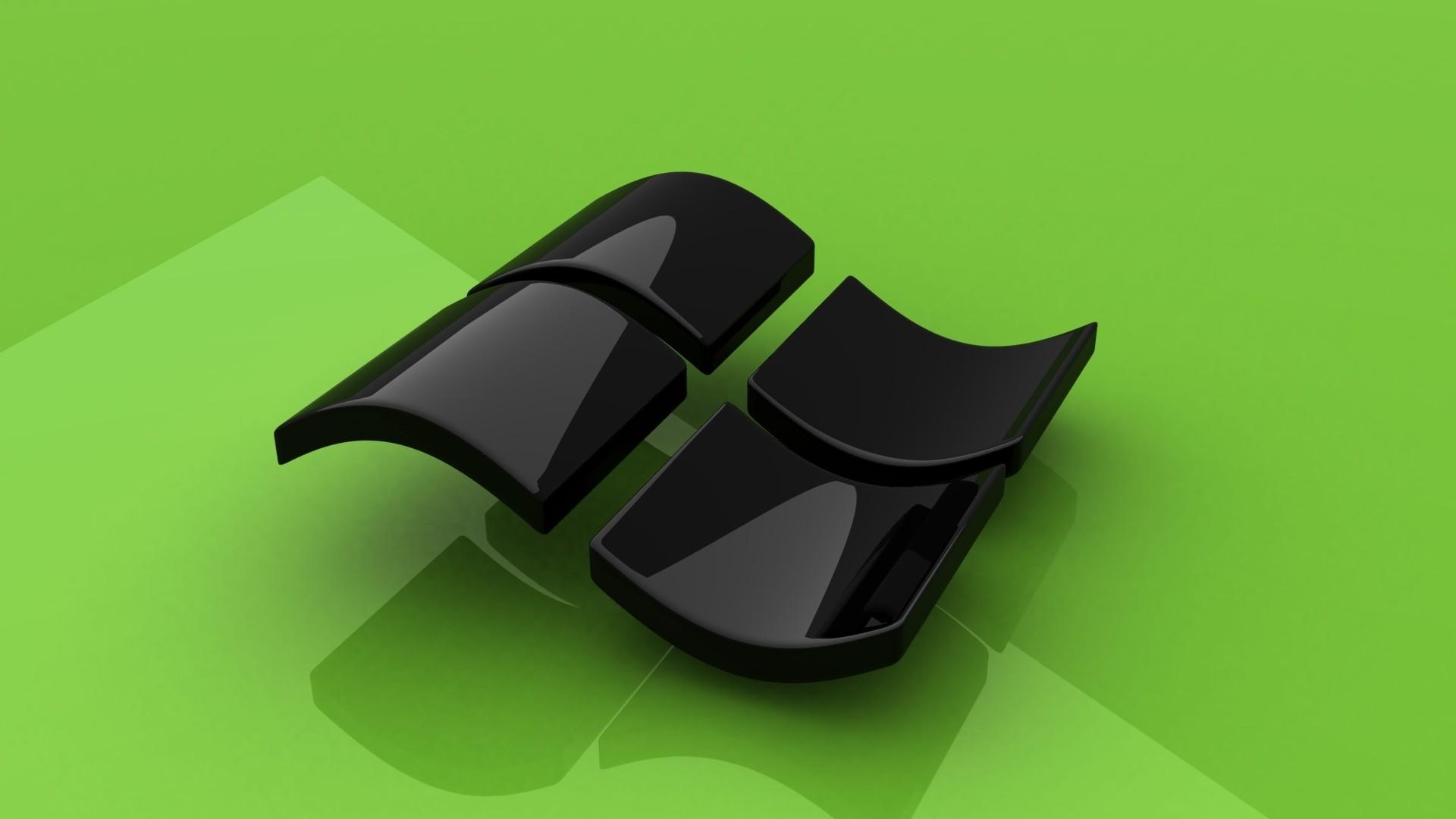 … 3d Wallpaper, Background Full HD 1080p. Wallpaper windows,  operating system, logo, background, …