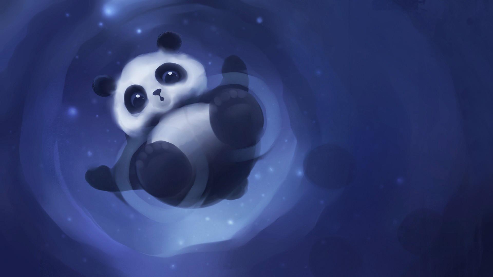 Anime Panda Wallpapers Desktop Background
