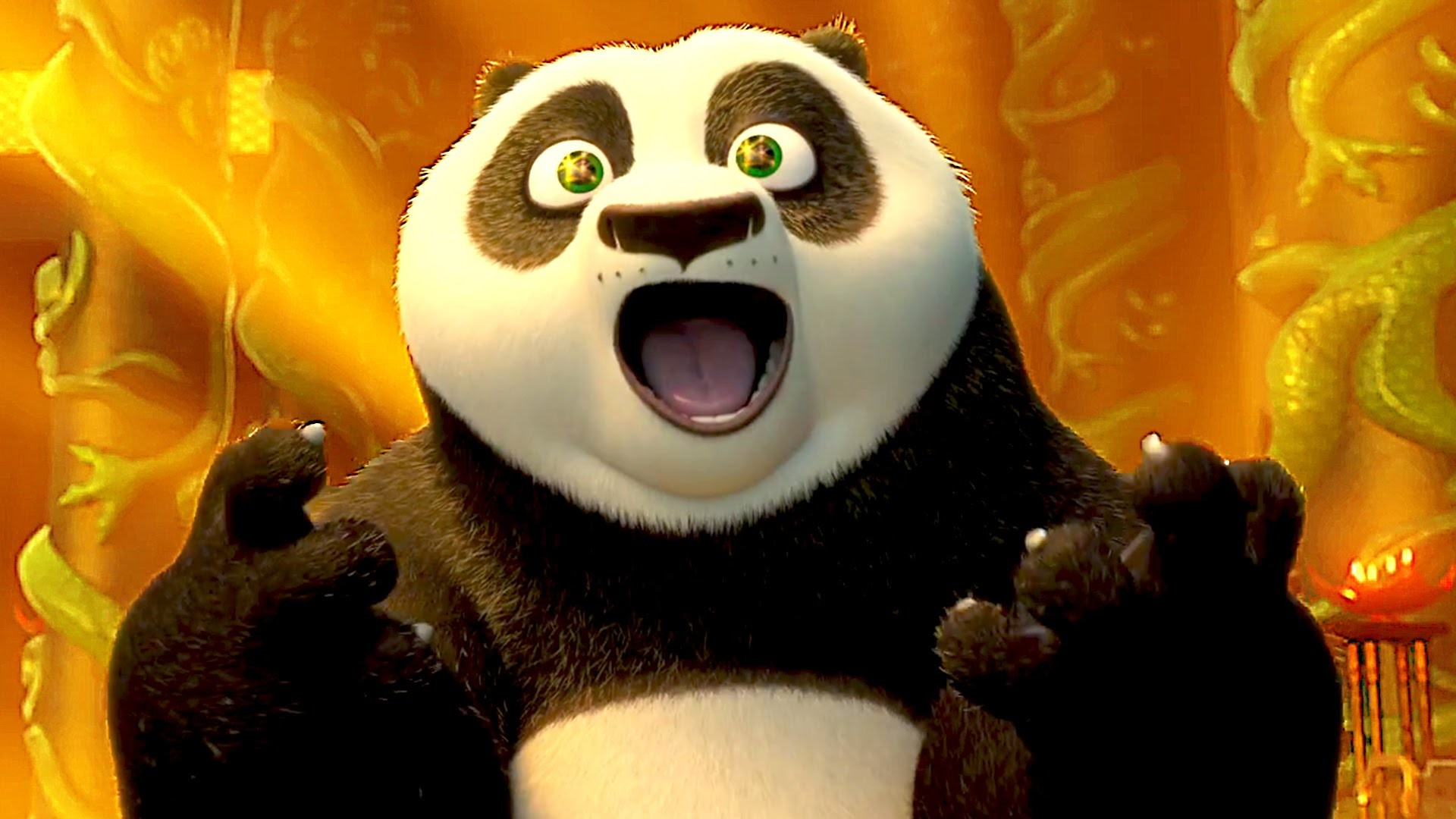 Click here to download in HD Format >> Kung Fu Panda 3 Po Dad  https://www.superwallpapers.in/wallpaper/kung-fu-panda-3-po-dad.html |  Pinterest | Kung f…