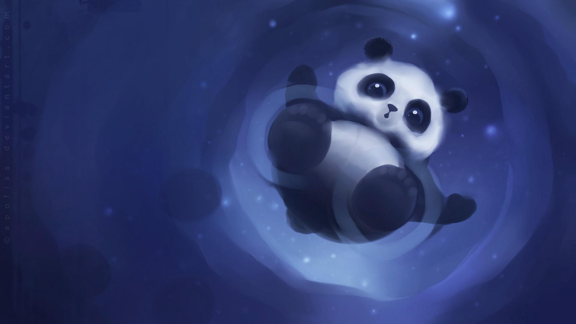 Anime Panda Wallpaper Picture