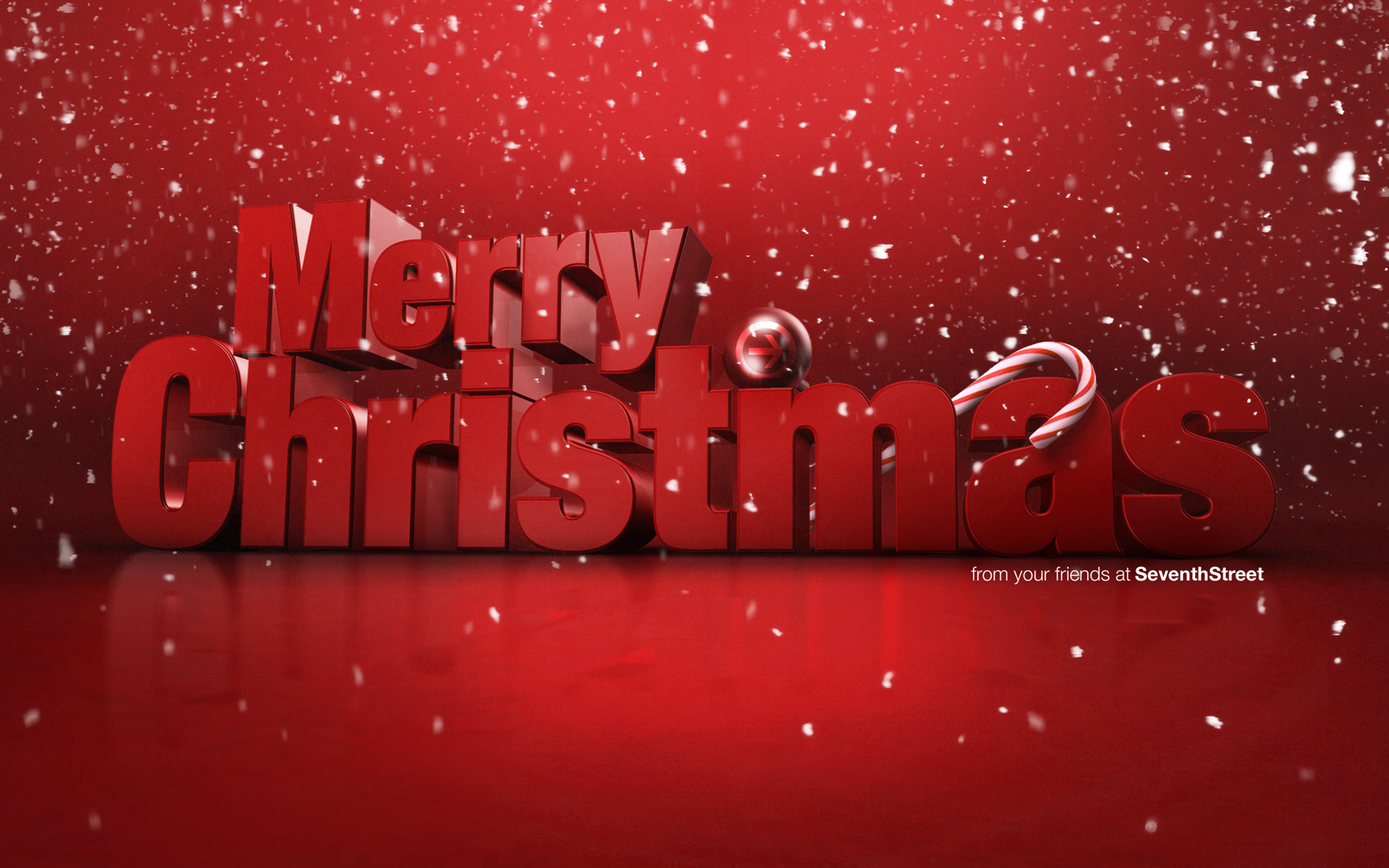 Merry Christmas Wallpaper For iPhone