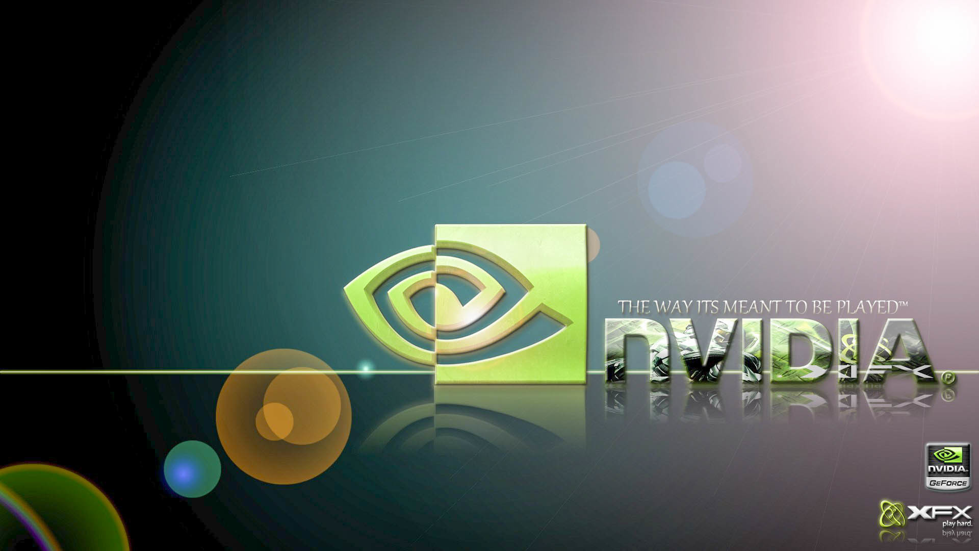 Nvidia HD Desktop Backrounds (High Definition)….. Nvidia Wallpapers and