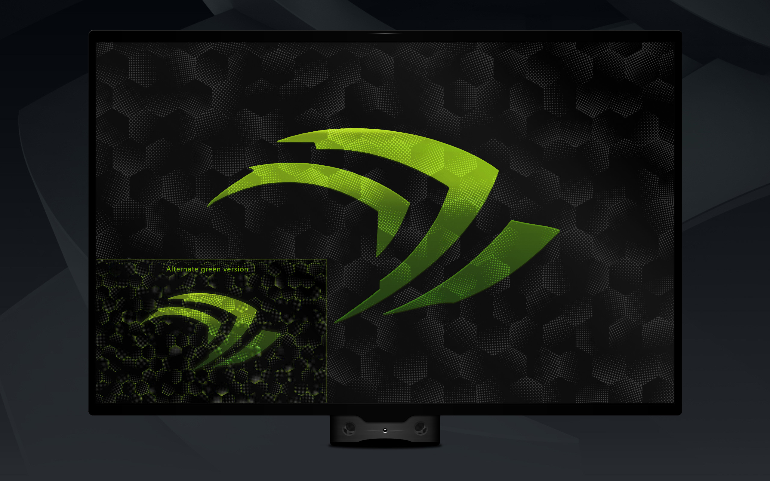 nVIDIA Geforce wallpapers by yorgash nVIDIA Geforce wallpapers by yorgash