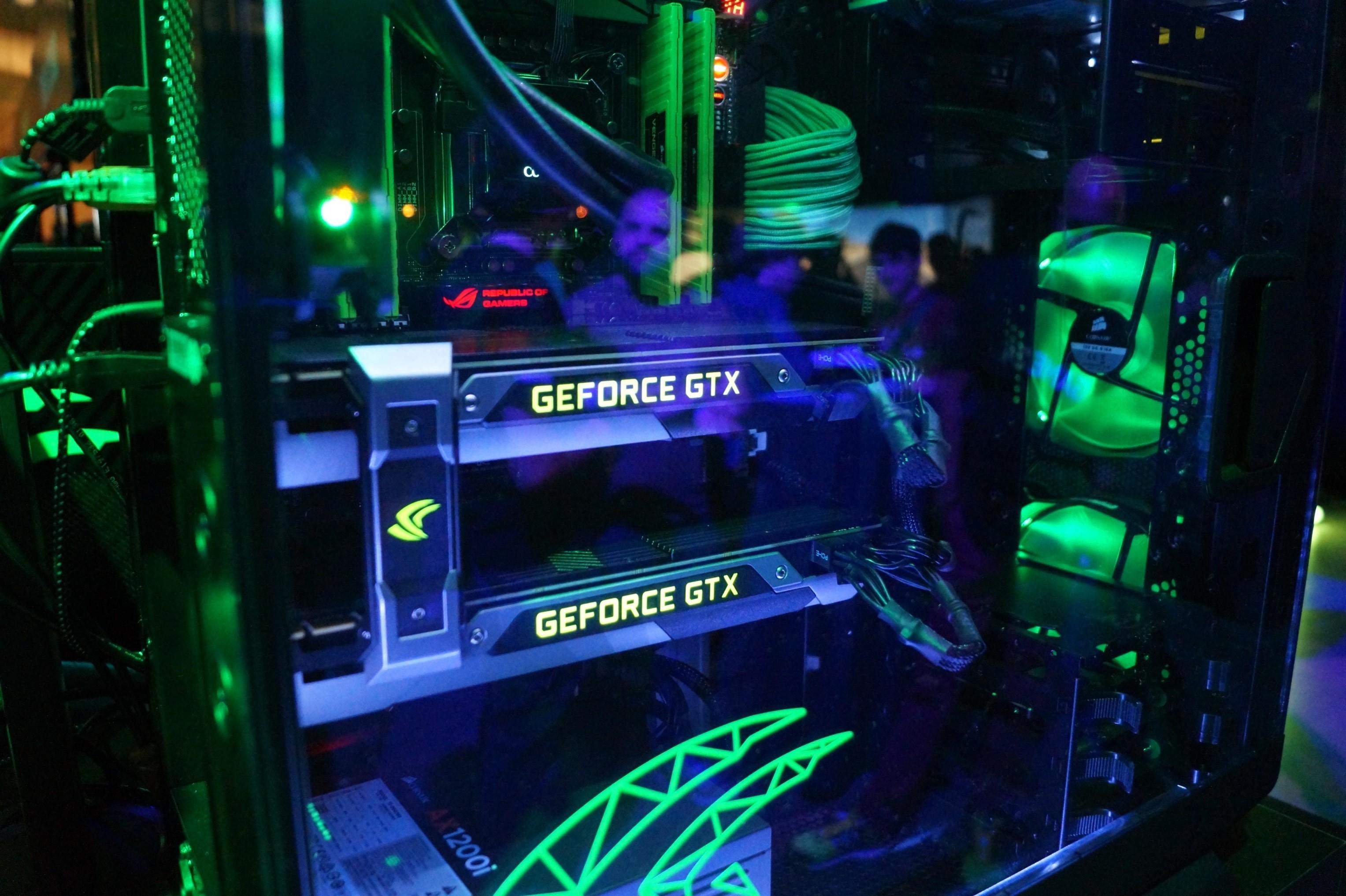 Nvidia announces GTX 970 and GTX 980 graphics cards .