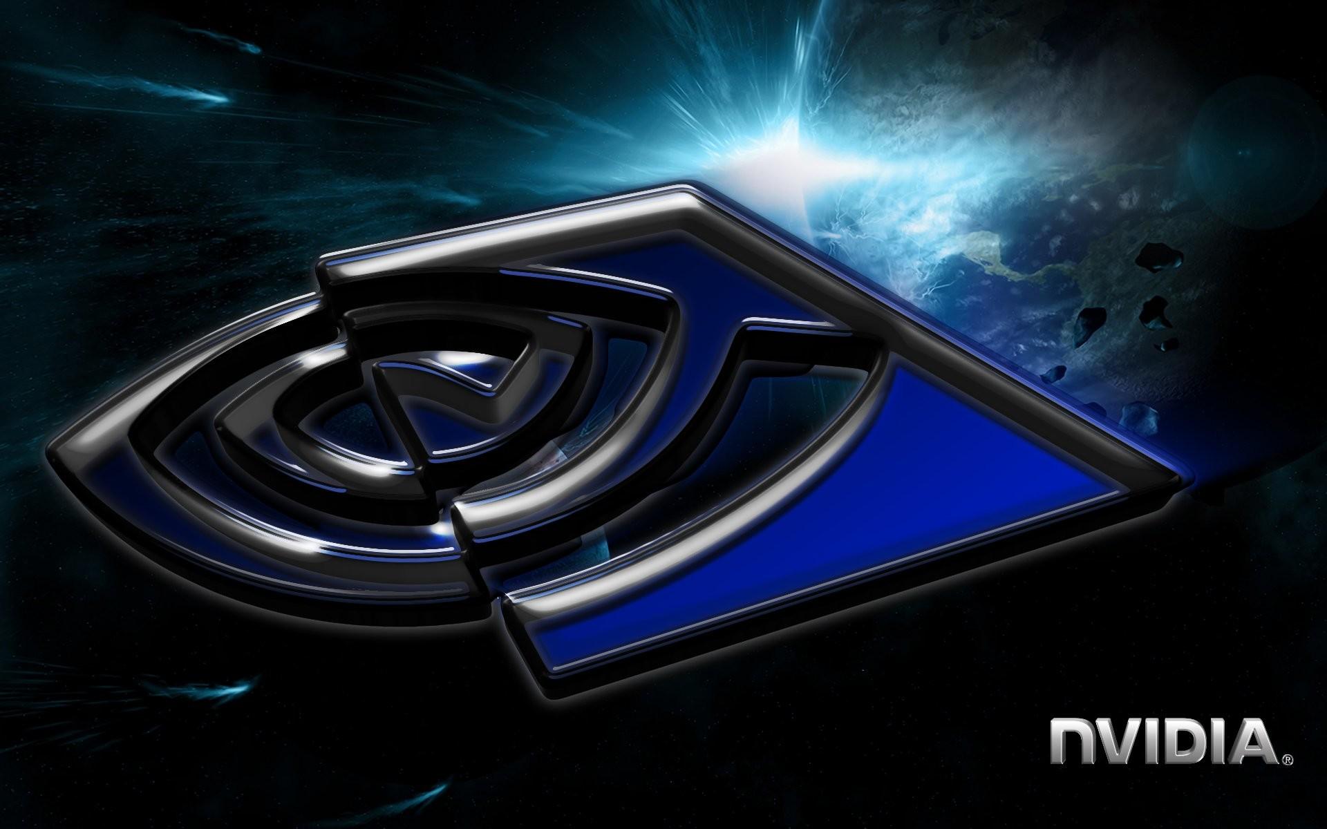 Nvidia Blue