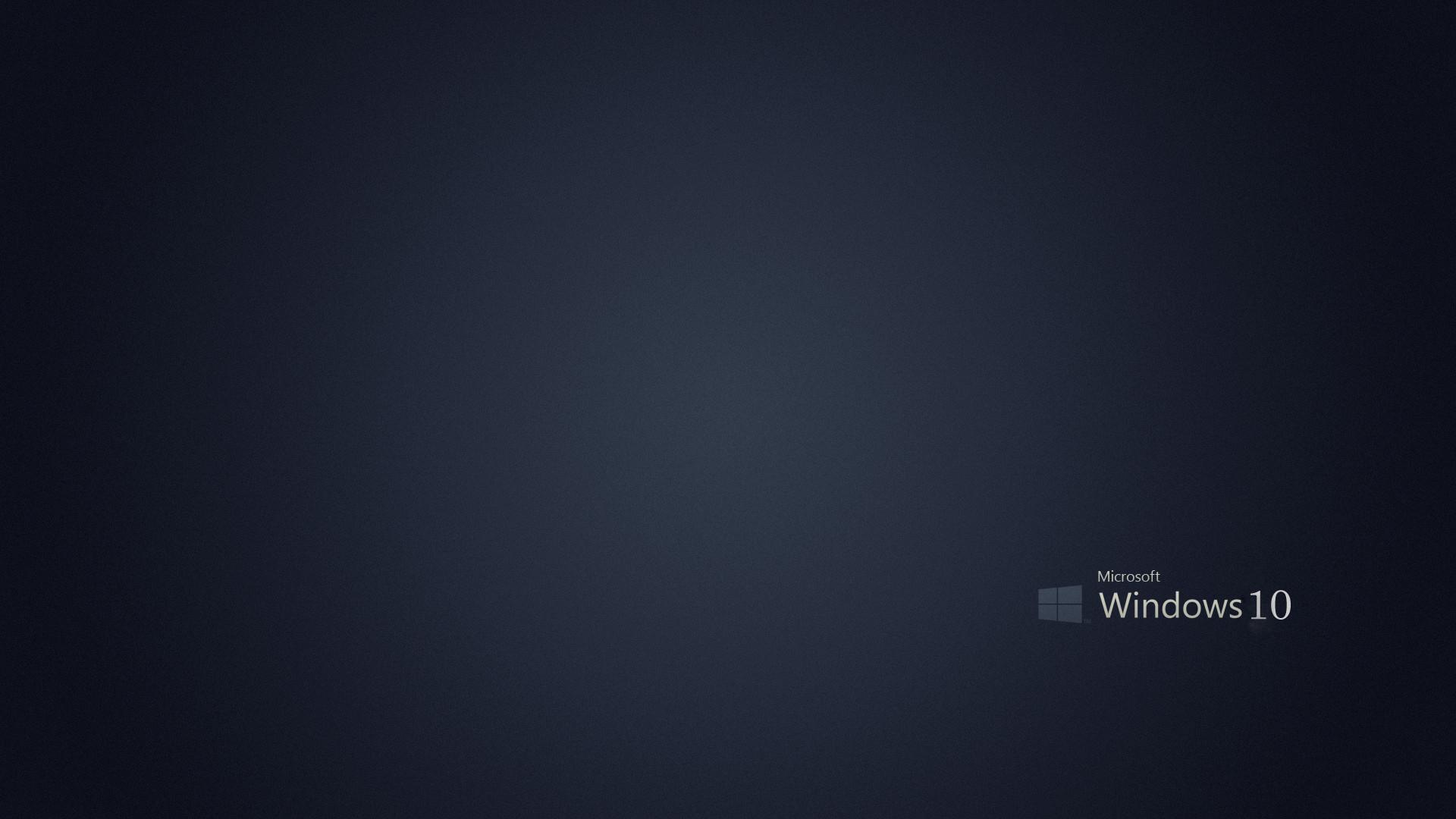 Microsoft Windows 10 Gray Background wallpaper | Best HD Wallpapers