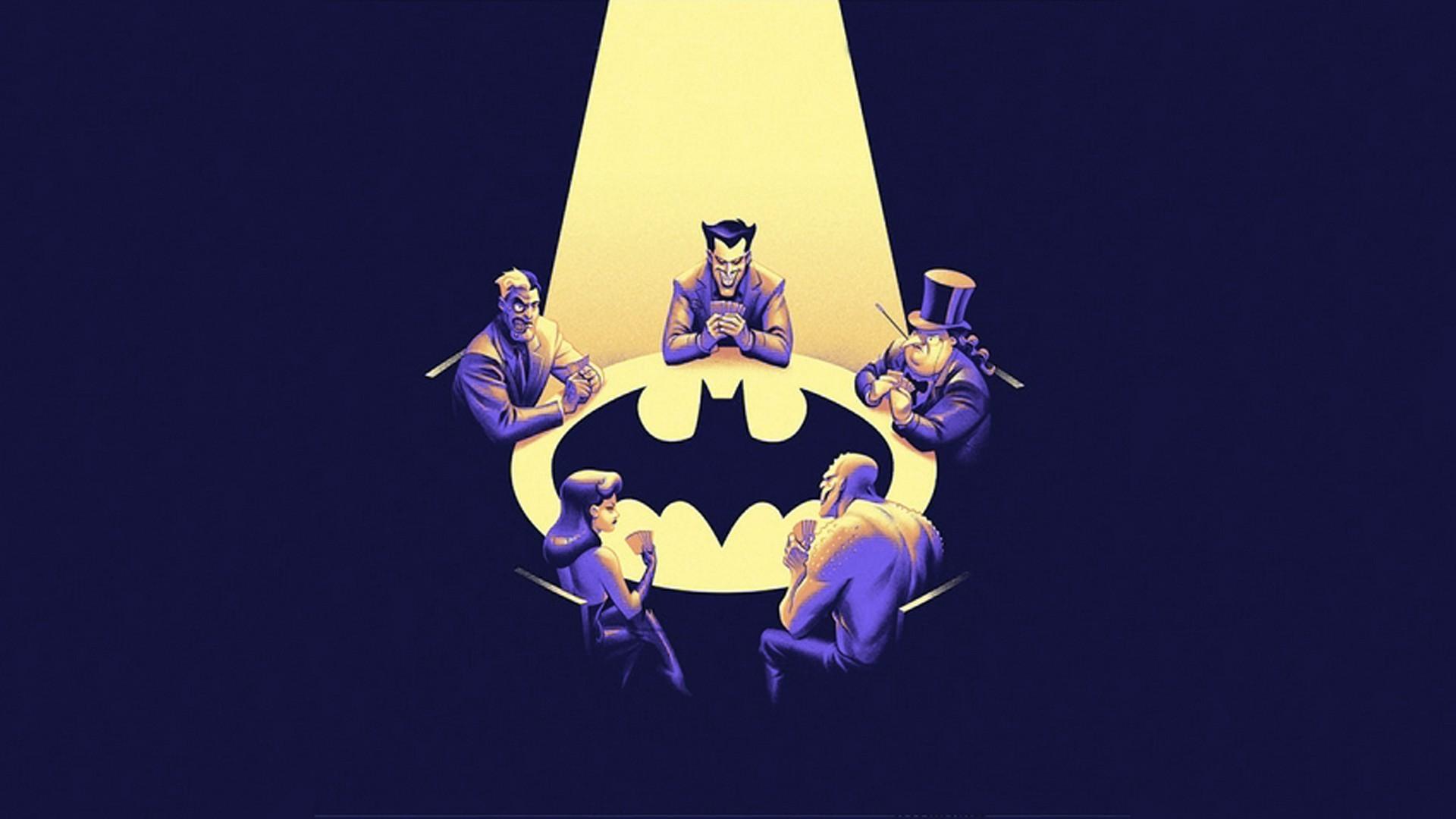 Batman animated wallpapers (39 Wallpapers)
