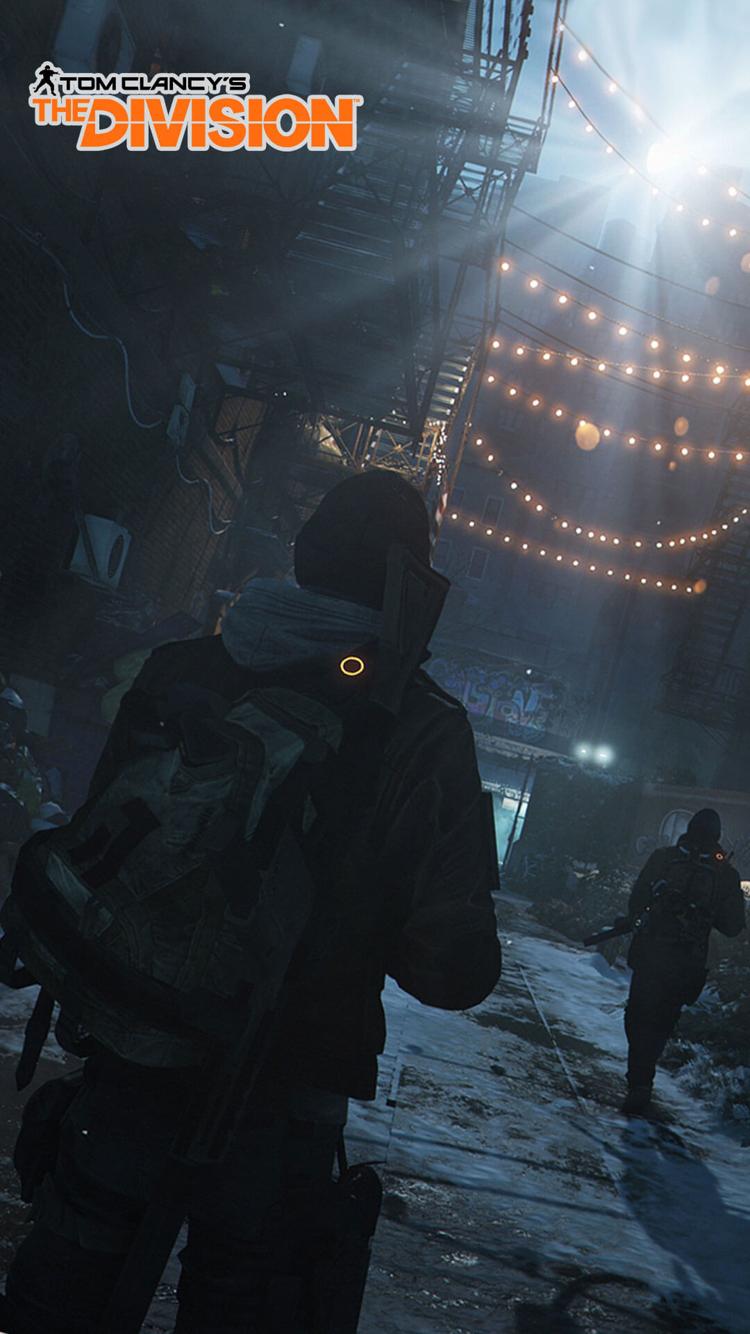 Tom Clancys The Division iPhone 6 Wallpaper HD
