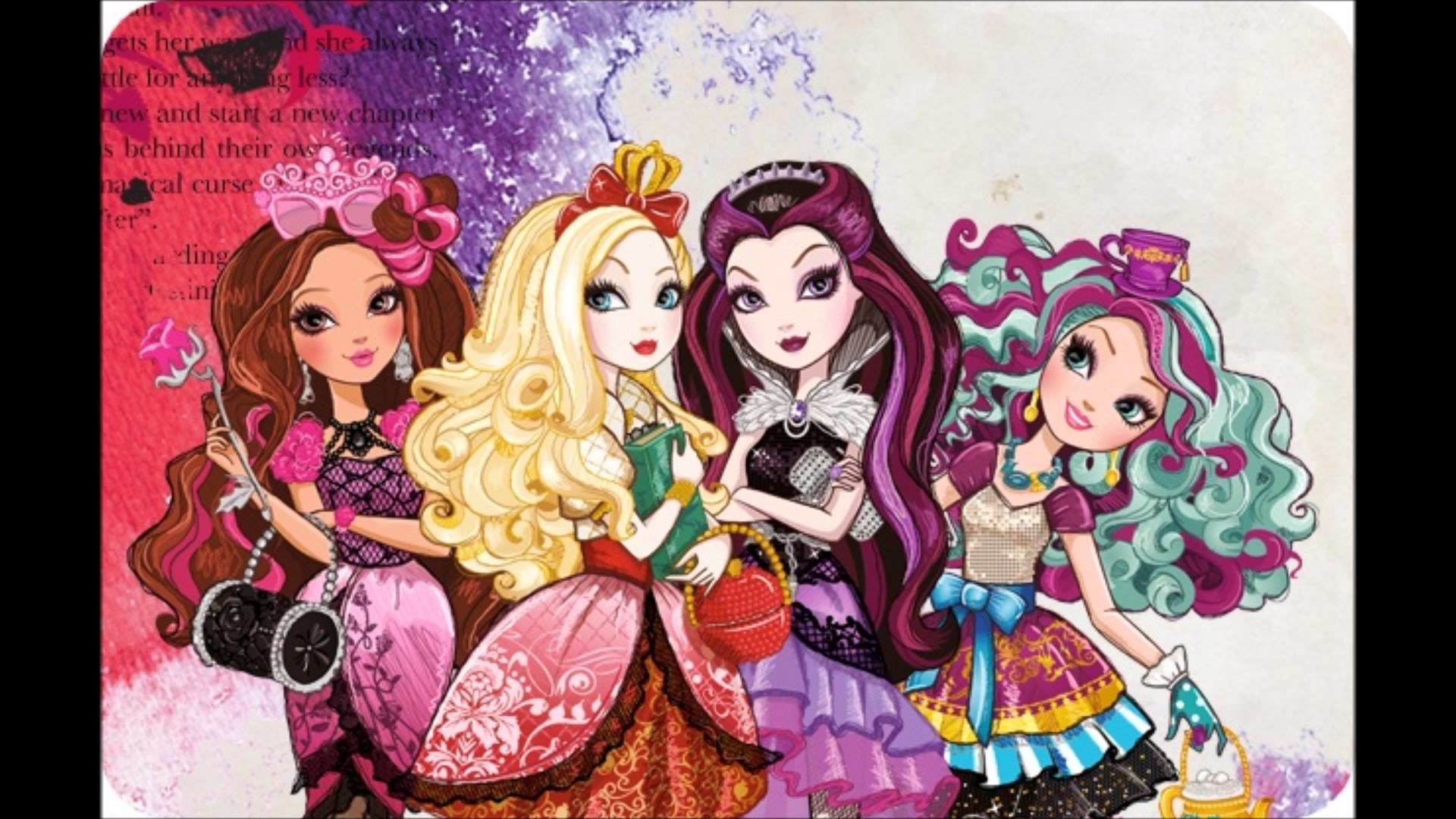 juliajody images Ever After High HD wallpaper and background photos