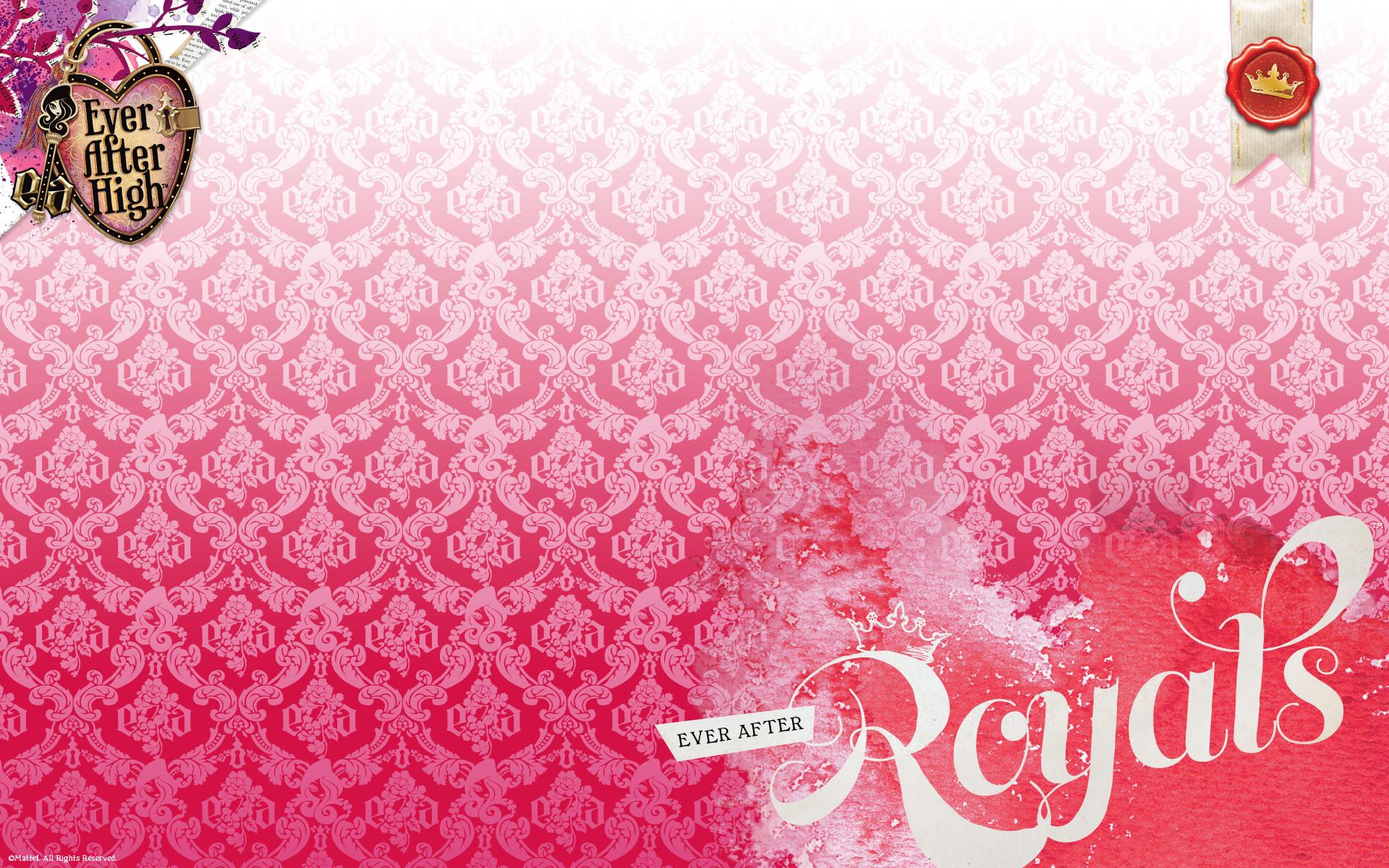 Backdrop: Royals · Ever After HighMonster …