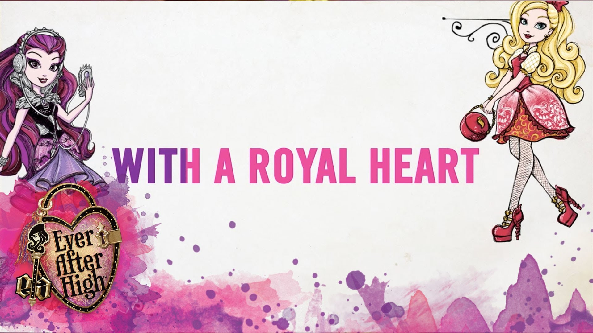 Ever After High Original Song (Official Lyric Video) | Ever After High –  YouTube