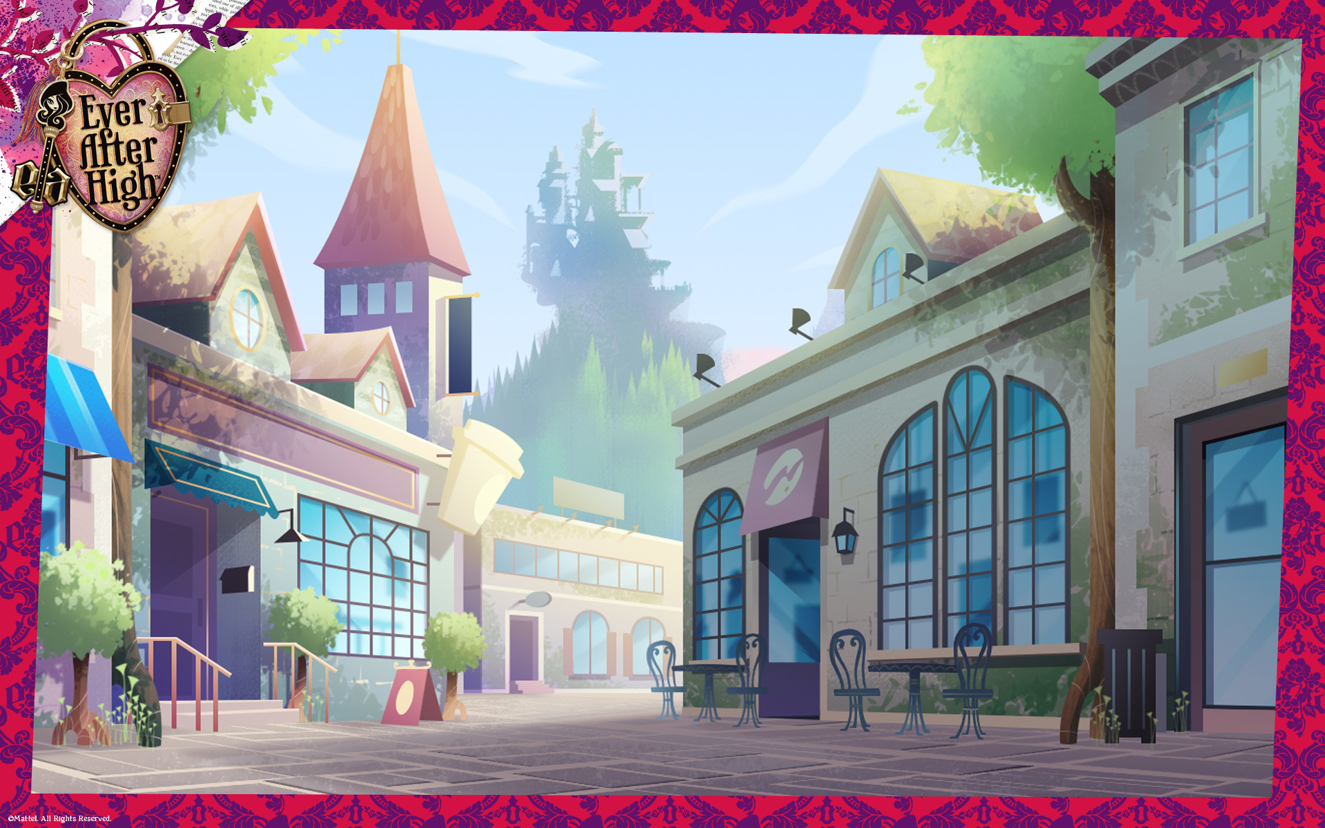 Animation Backgrounds: ALADDIN | Theatre | Pinterest | Animation background  and Animation