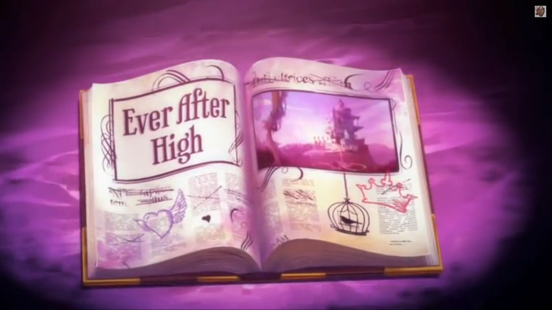 Image – Story Book – The World Of Ever After High.png | Royal & Rebel Pedia  Wiki | FANDOM powered by Wikia