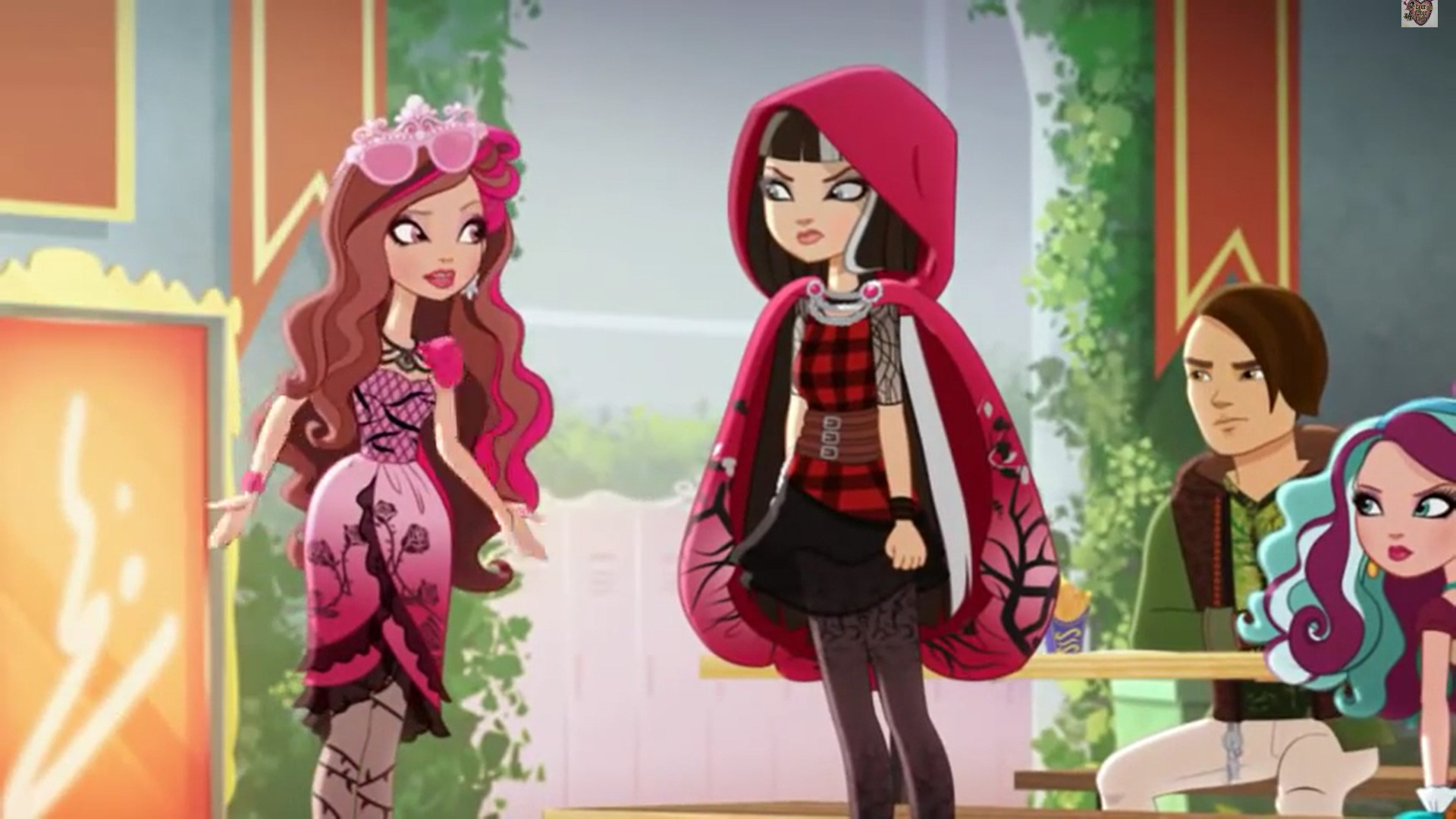 Image – Briar and Cerise – The Day Ever After.png | Royal & Rebel Pedia  Wiki | FANDOM powered by Wikia