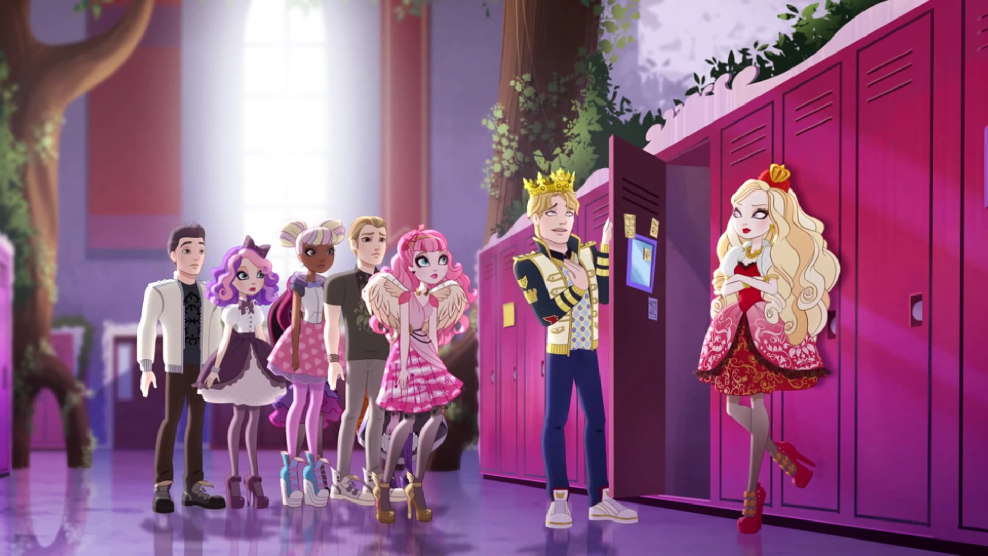 Spring Unsprung:Something's Wicked at Ever After High | Royal & Rebel Pedia  Wiki | FANDOM powered by Wikia