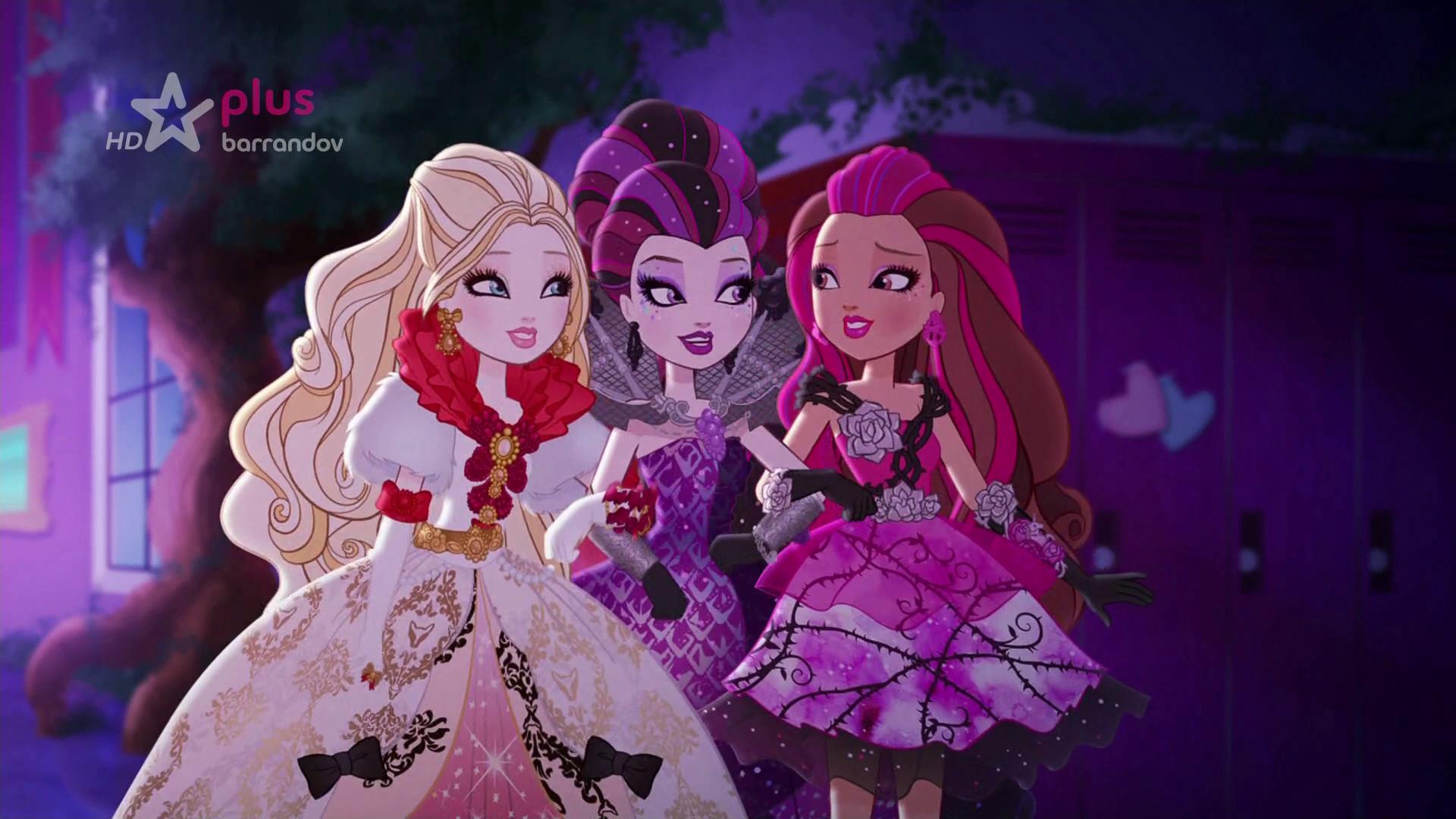 Apple, Raven & Briar · Queen ERaven QueenEver After High …
