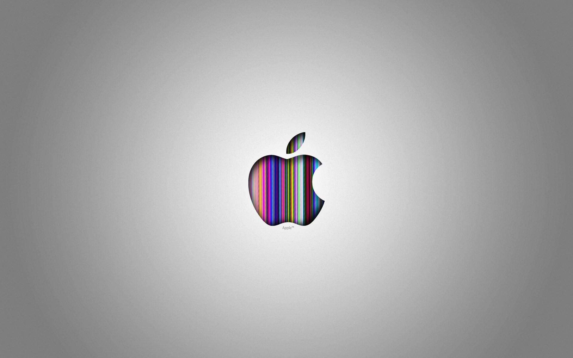 white apple mac …