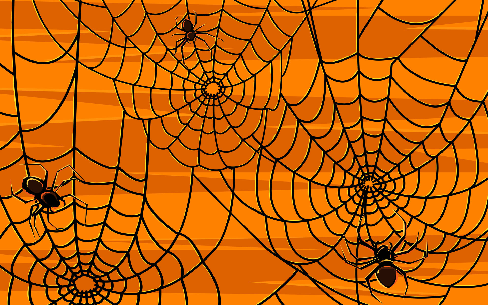 45 Scary Halloween 2012 HD Wallpapers | Pumpkins, Witches, Spider Web .