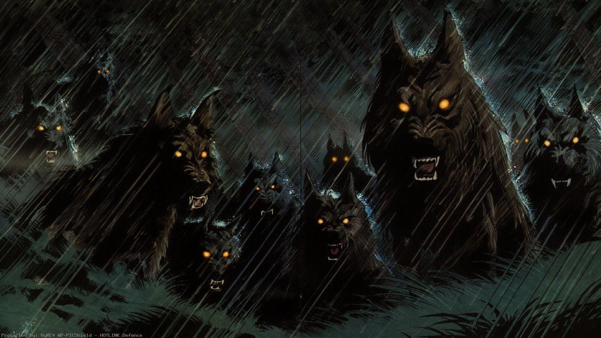 wolf-dark-and-rain-image-wallpaper-wp80014235