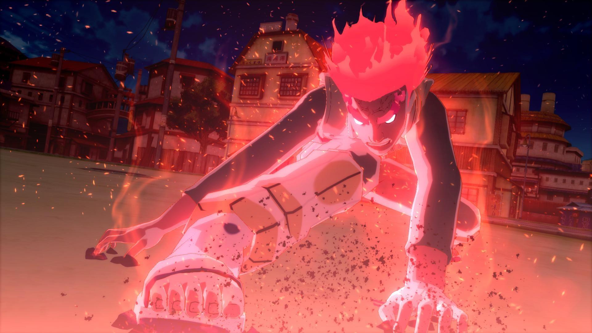 Video Game – Naruto Shippuden: Ultimate Ninja Storm 4 Gaï Maito Wallpaper