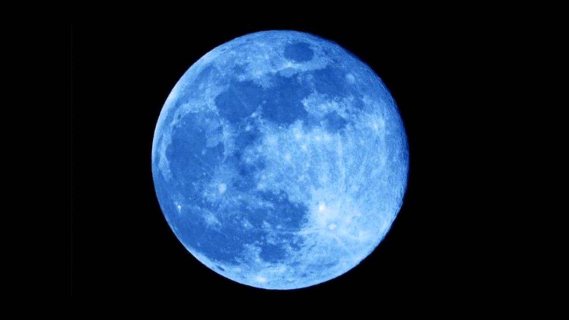 Picture of the Crip moon