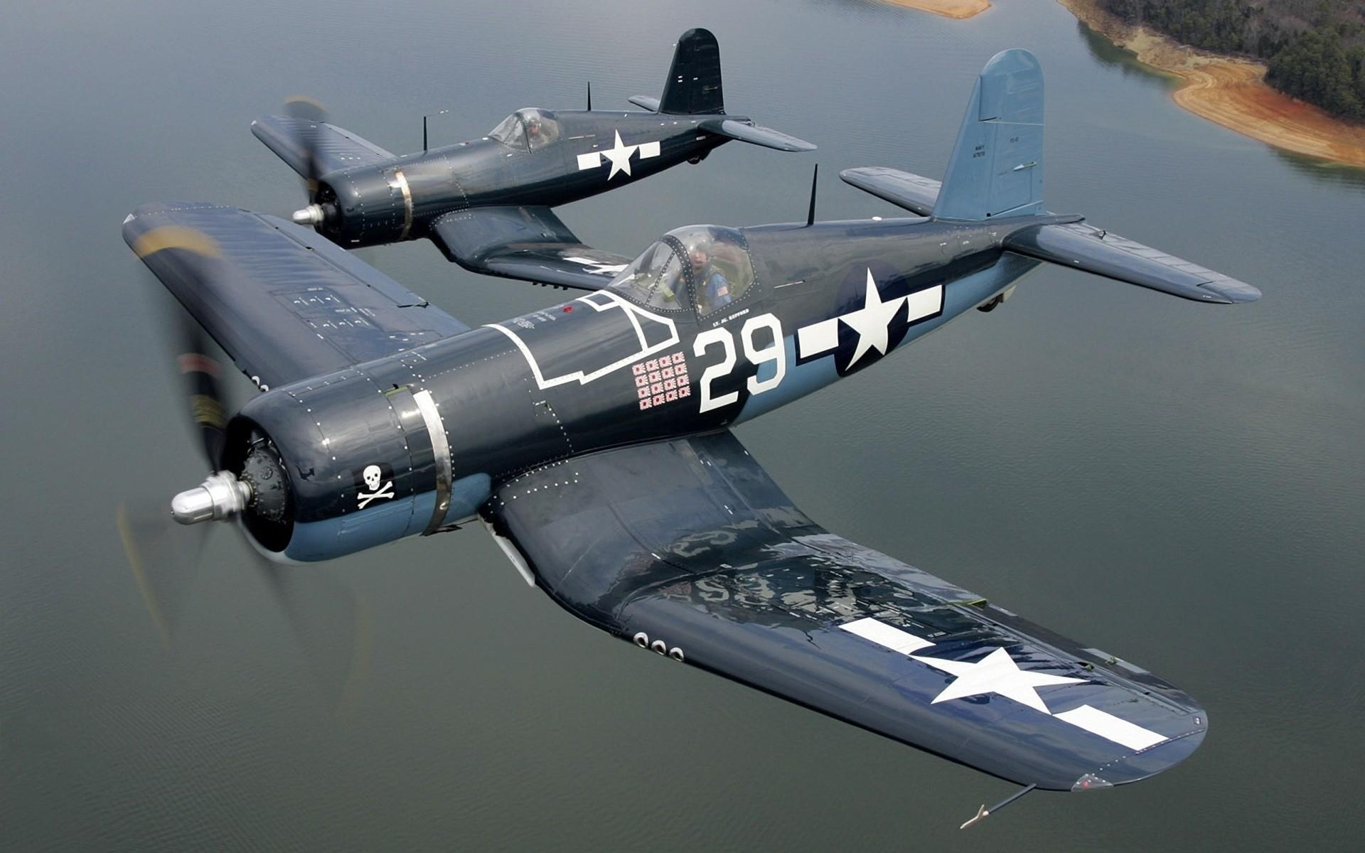 Vought F4U Corsair Aircraft