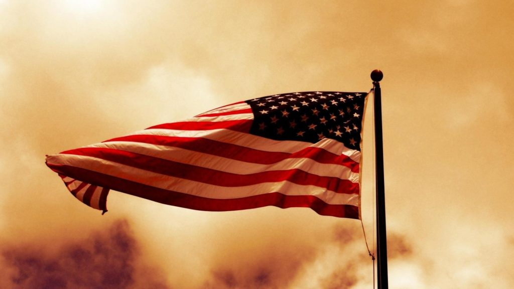 USA American Flag Background HD Wallpapers Image 41099 Label .