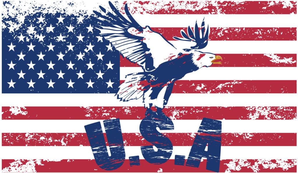 HD Wallpaper | Background ID:667543. Man Made American Flag